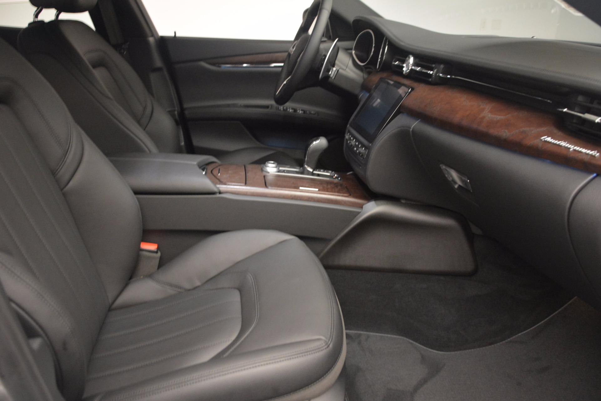 New 2017 Maserati Quattroporte SQ4 For Sale In Westport, CT 1090_p23