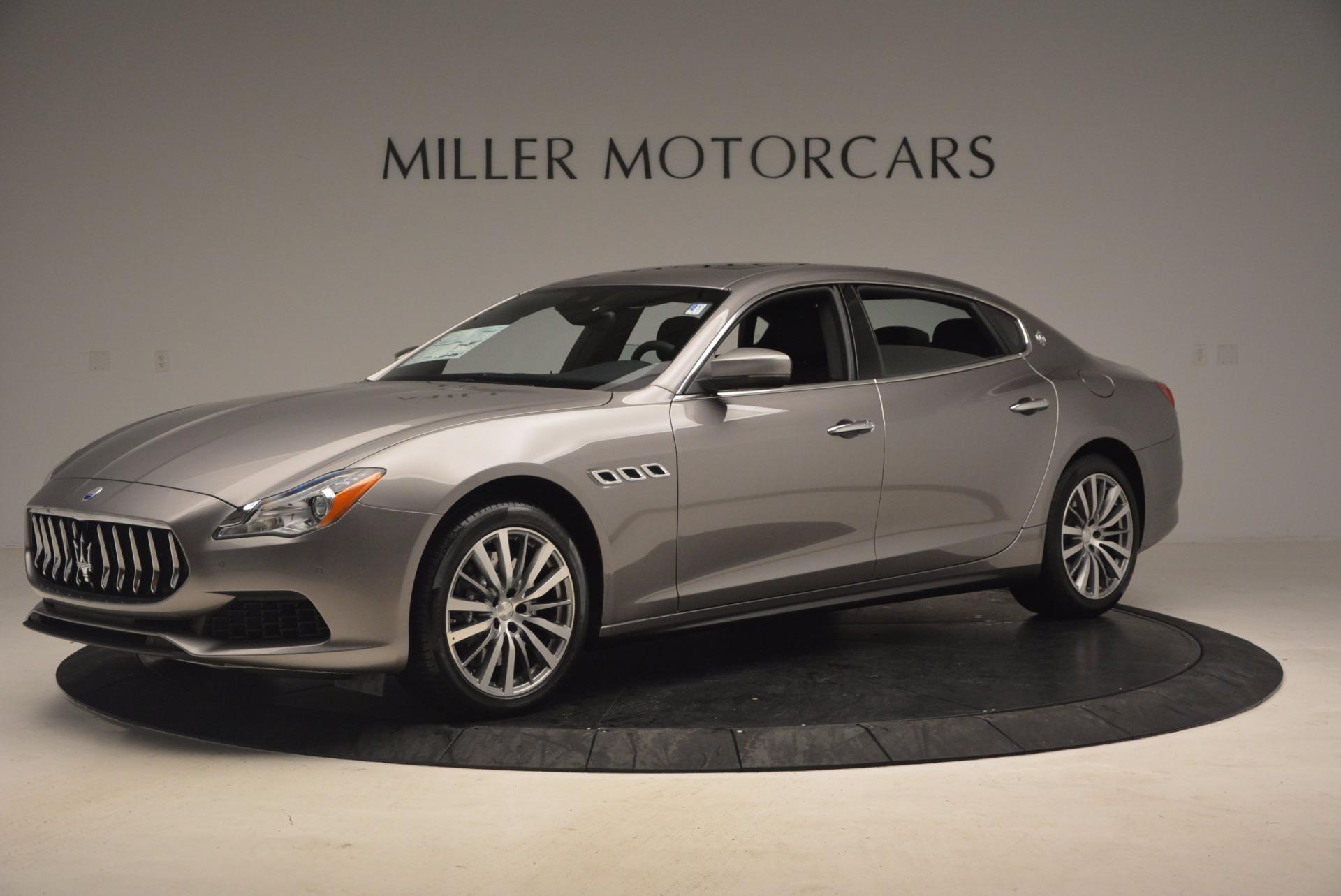 New 2017 Maserati Quattroporte SQ4 For Sale In Westport, CT 1090_p2