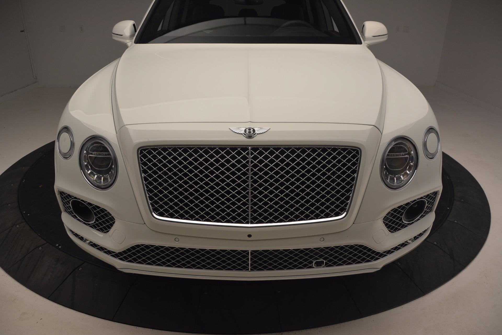 Used 2017 Bentley Bentayga  For Sale In Westport, CT 1091_p13