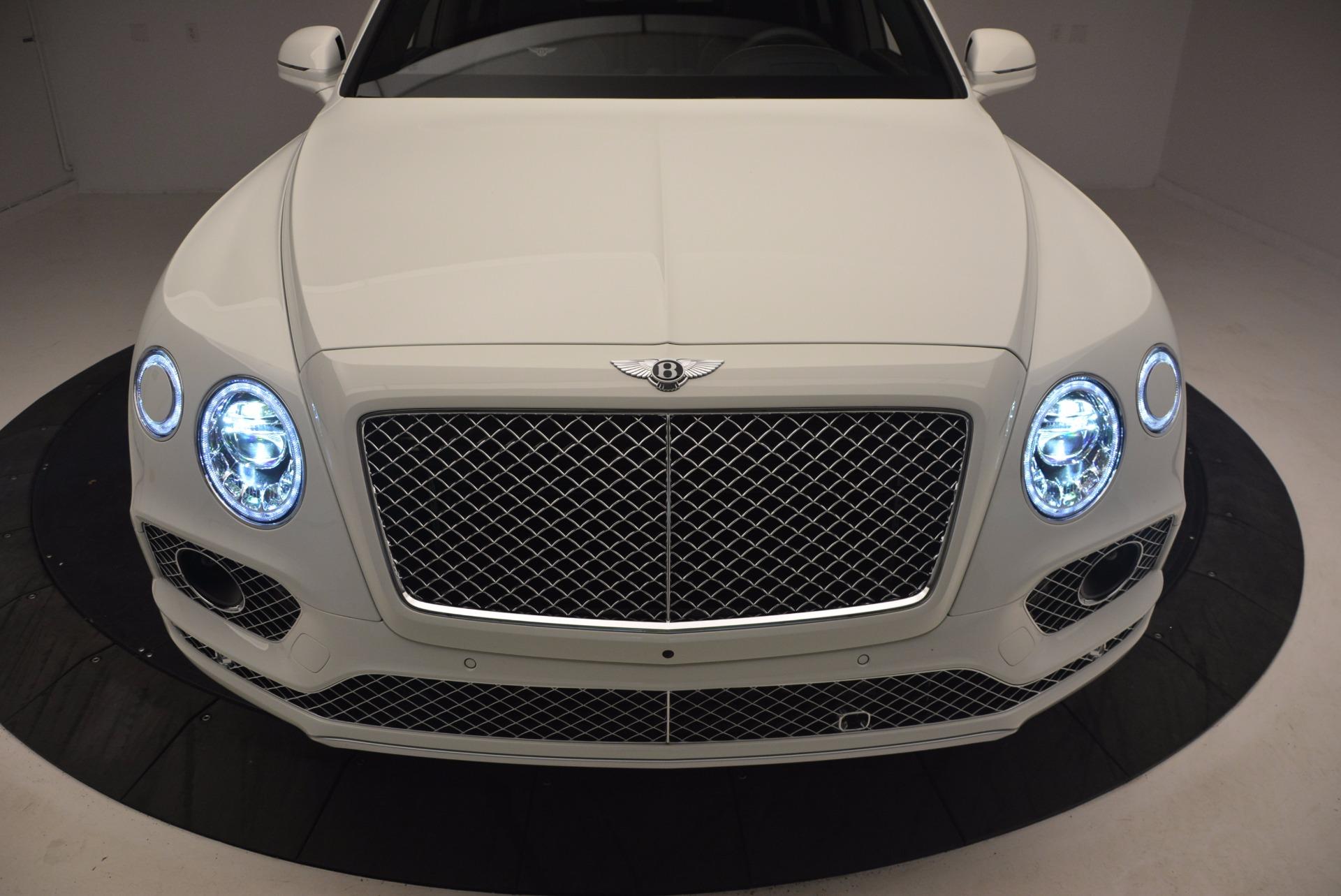 Used 2017 Bentley Bentayga  For Sale In Westport, CT 1091_p15