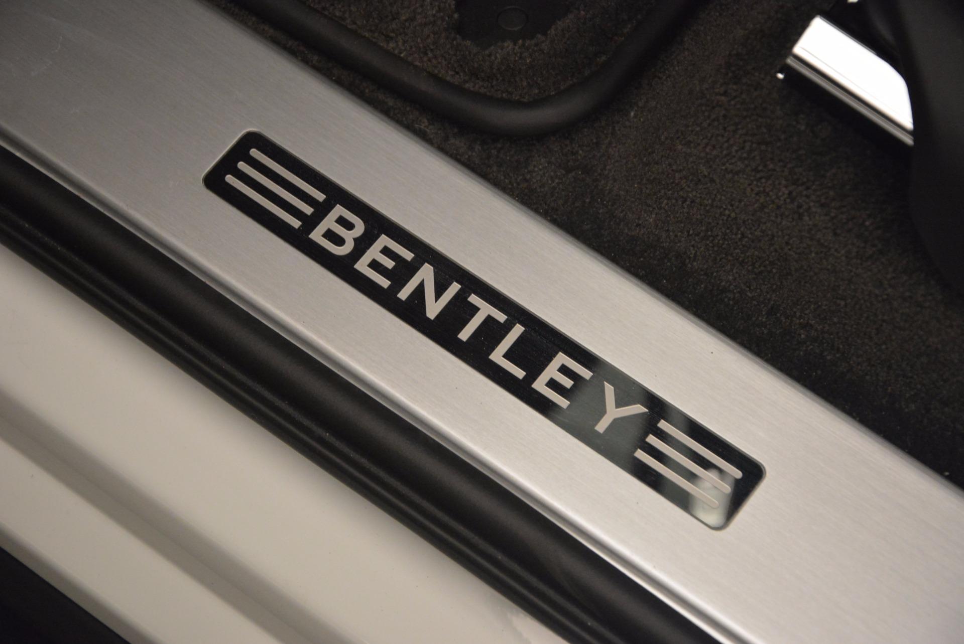 Used 2017 Bentley Bentayga  For Sale In Westport, CT 1091_p23