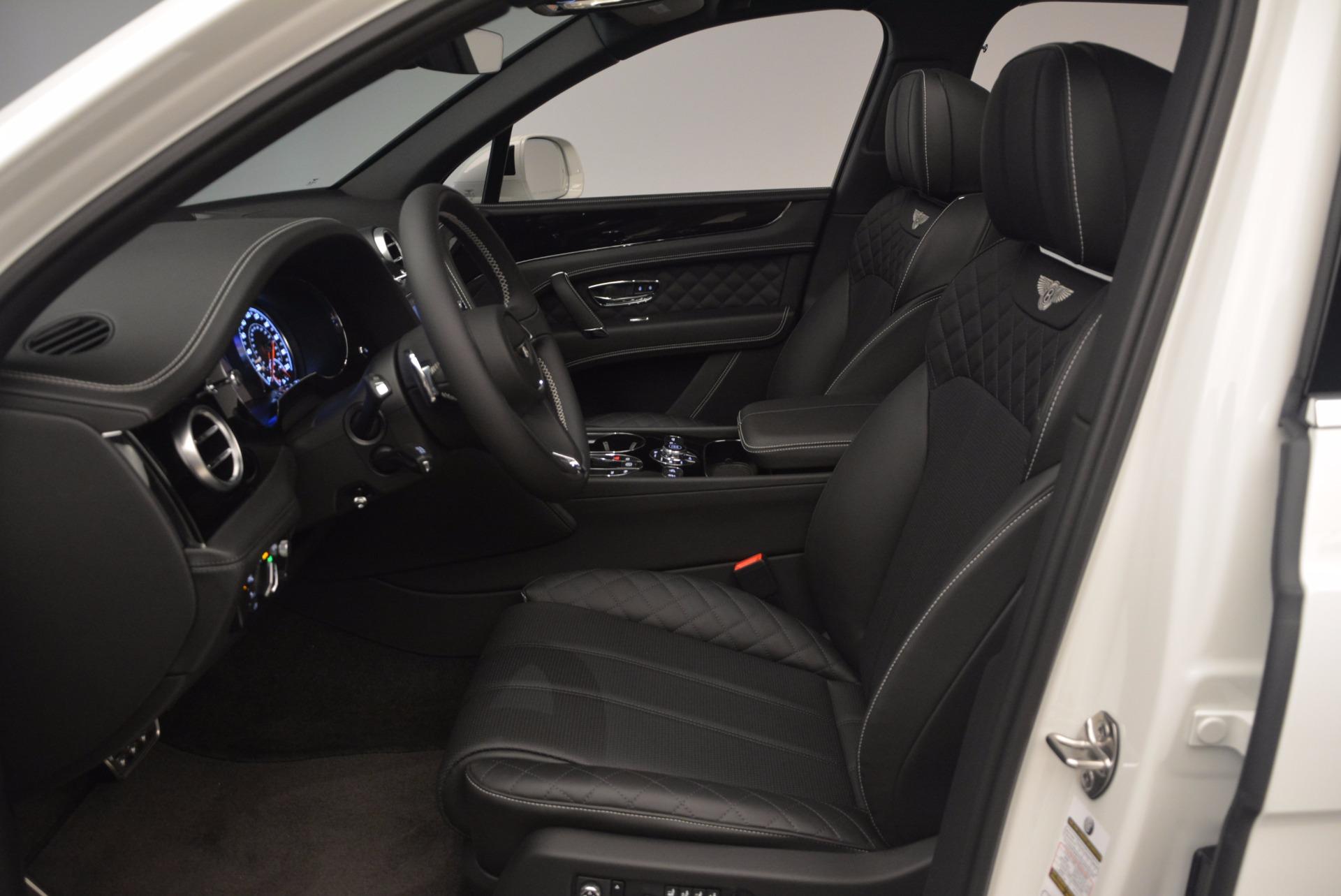 Used 2017 Bentley Bentayga  For Sale In Westport, CT 1091_p25
