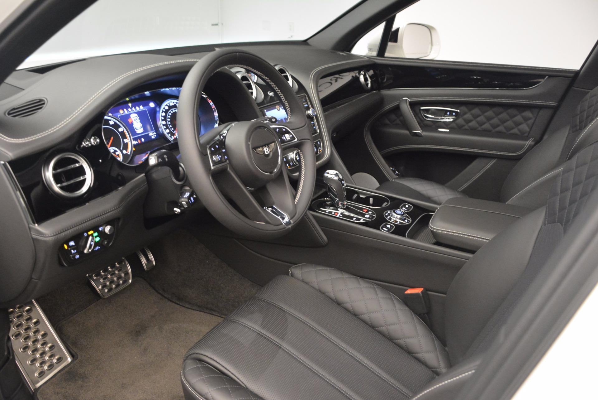 Used 2017 Bentley Bentayga  For Sale In Westport, CT 1091_p26