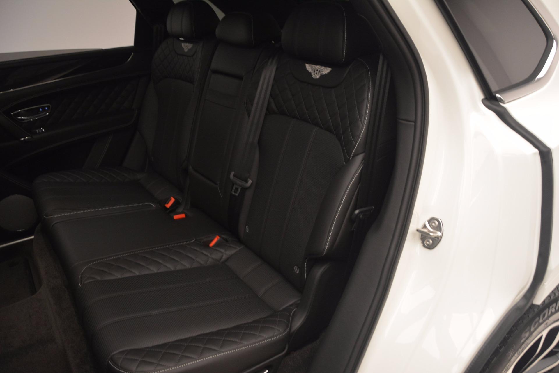 Used 2017 Bentley Bentayga  For Sale In Westport, CT 1091_p30
