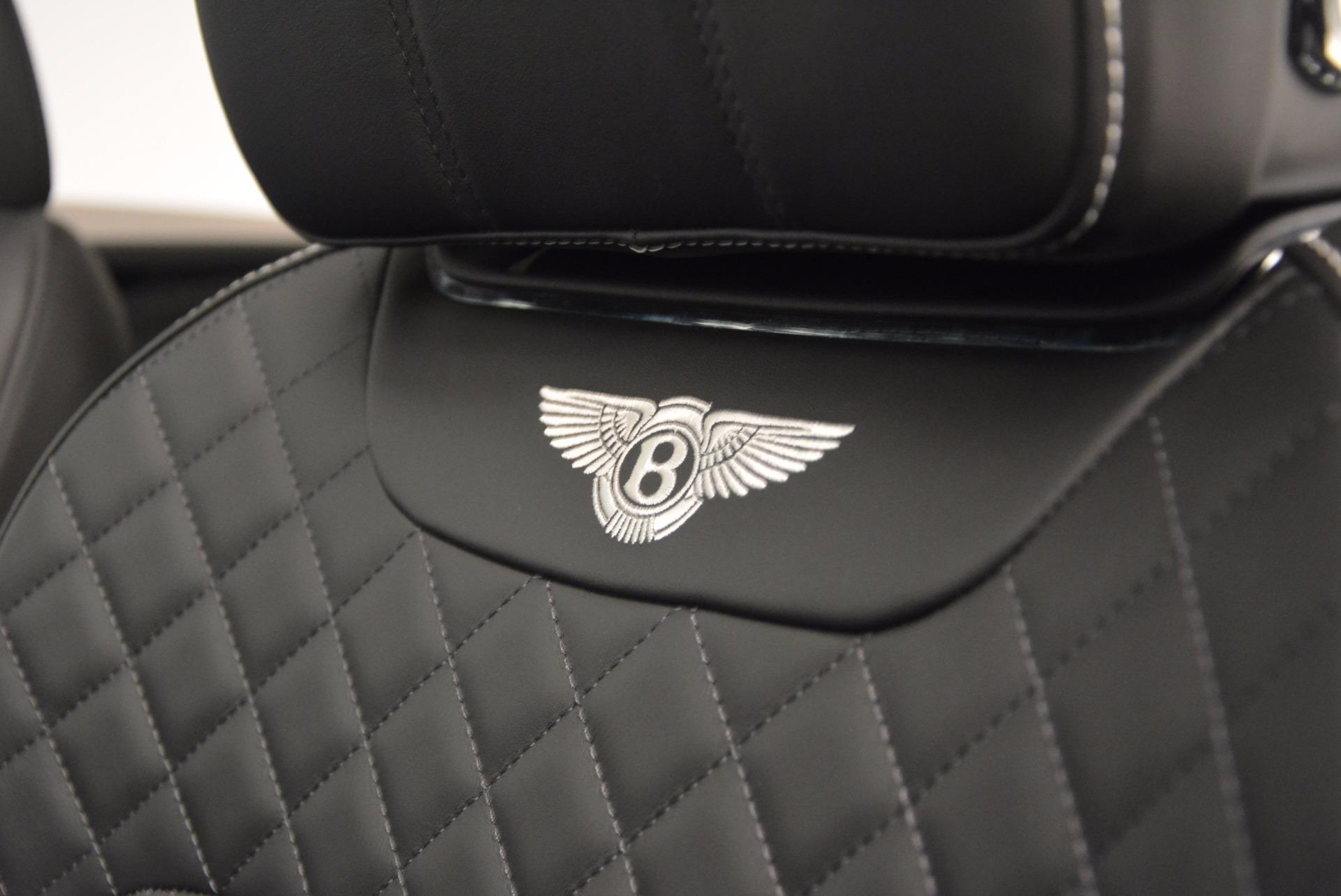 Used 2017 Bentley Bentayga  For Sale In Westport, CT 1091_p31
