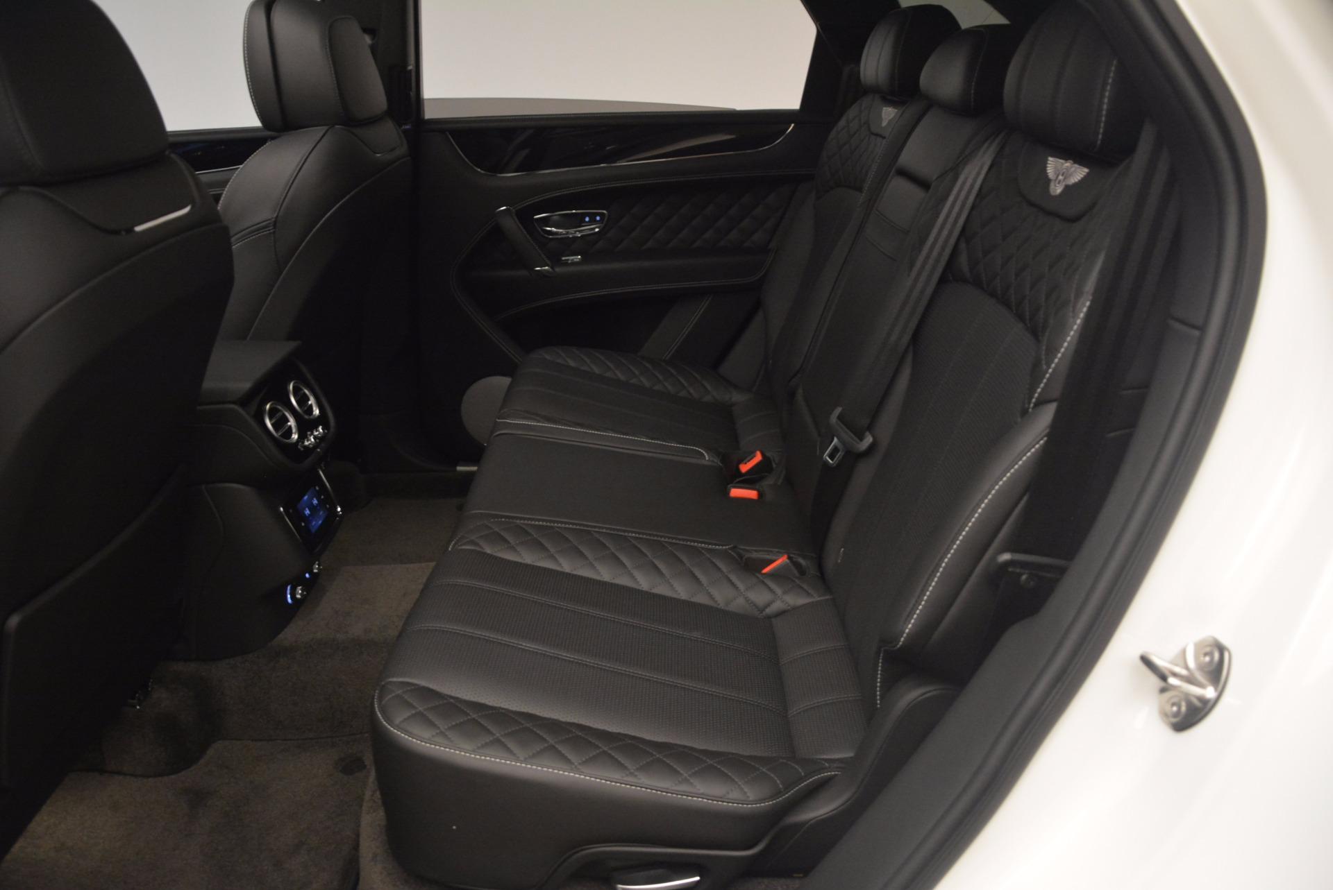 Used 2017 Bentley Bentayga  For Sale In Westport, CT 1091_p32