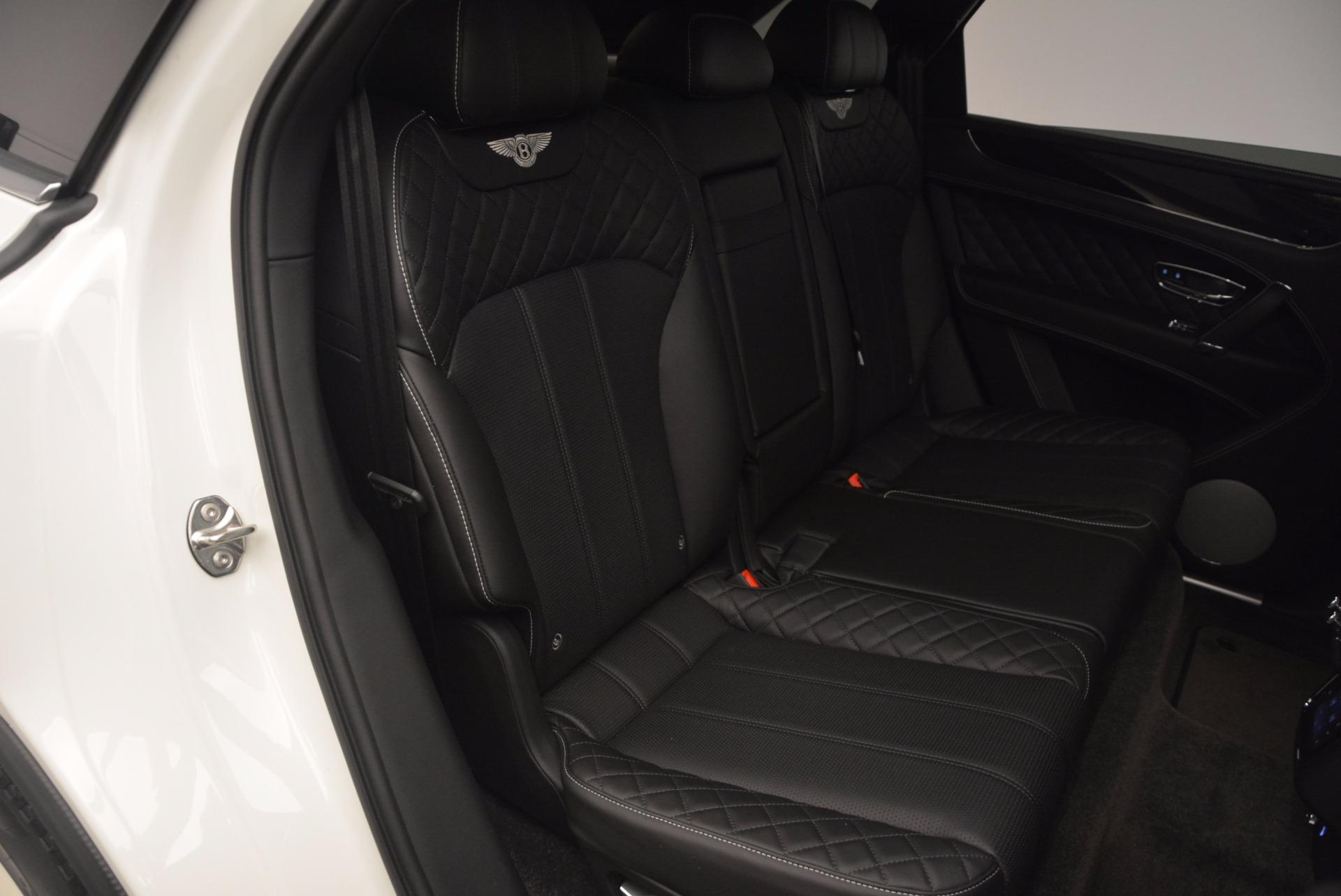 Used 2017 Bentley Bentayga  For Sale In Westport, CT 1091_p39