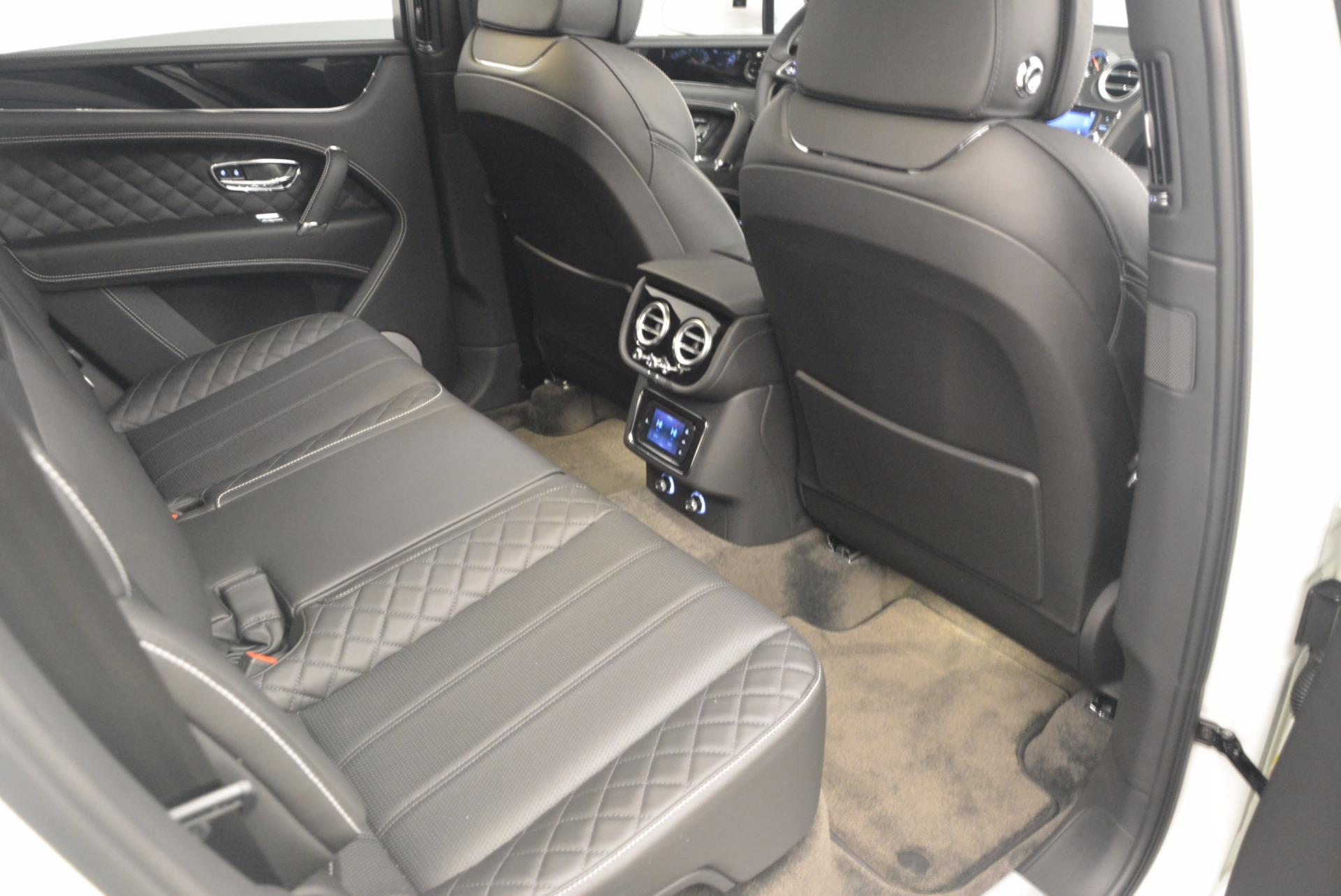 Used 2017 Bentley Bentayga  For Sale In Westport, CT 1091_p41