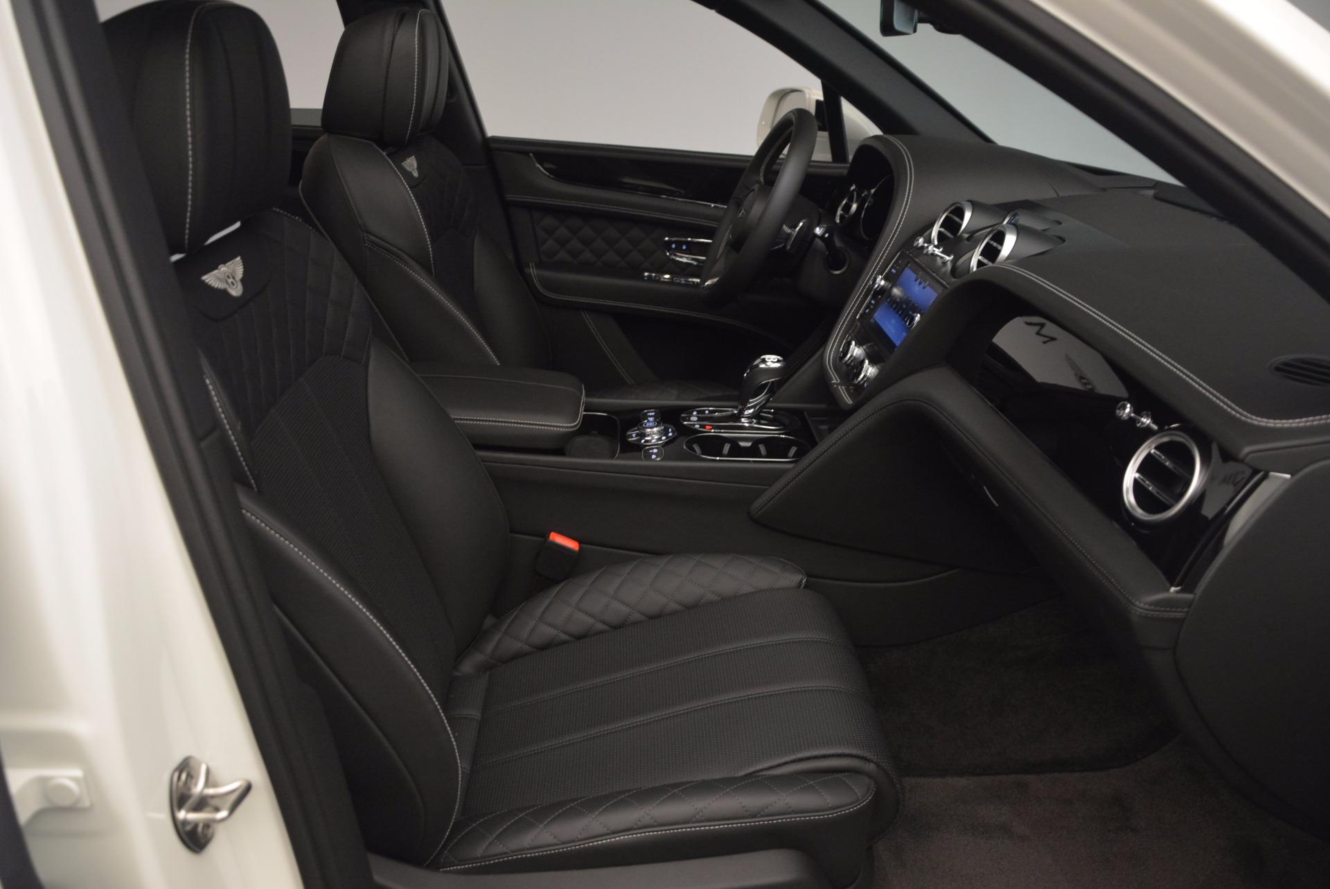 Used 2017 Bentley Bentayga  For Sale In Westport, CT 1091_p44