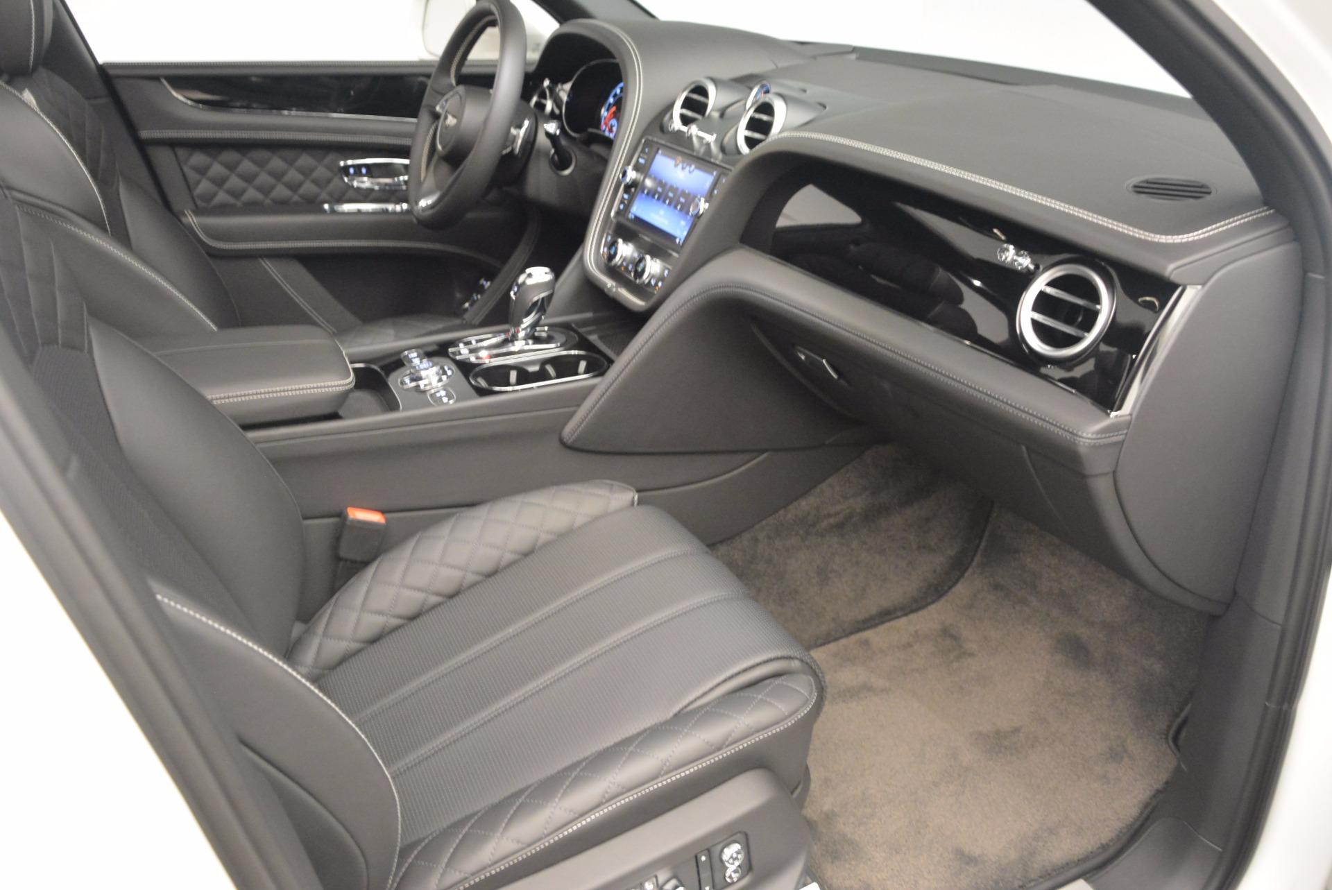Used 2017 Bentley Bentayga  For Sale In Westport, CT 1091_p45