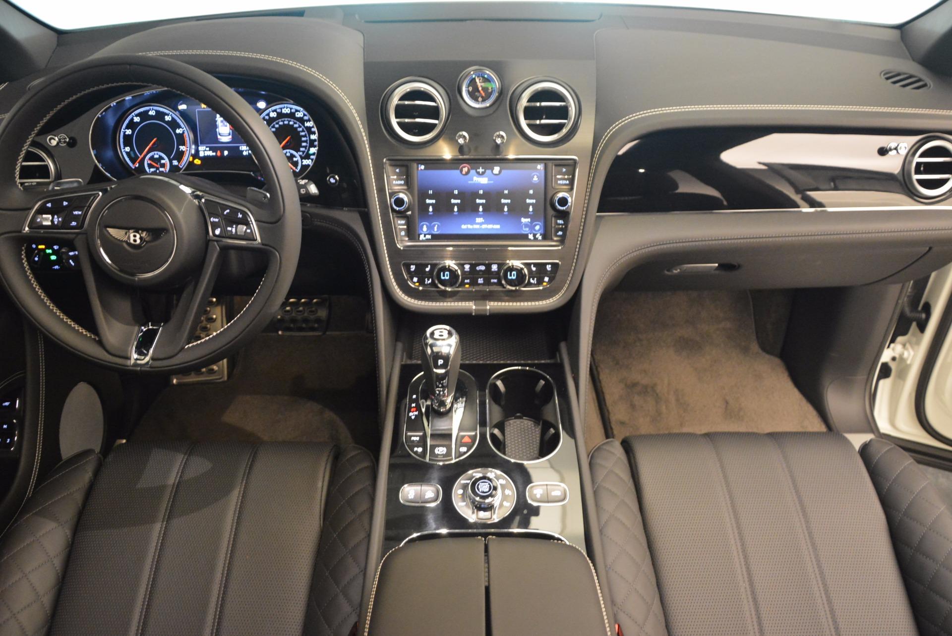 Used 2017 Bentley Bentayga  For Sale In Westport, CT 1091_p47
