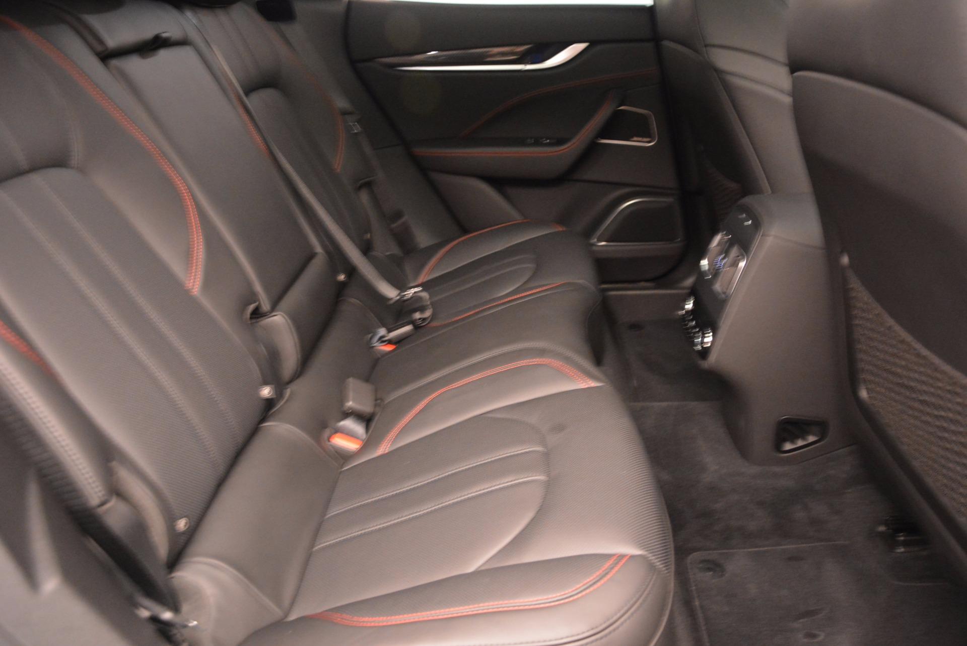 New 2017 Maserati Levante S Q4 For Sale In Westport, CT 1094_p26