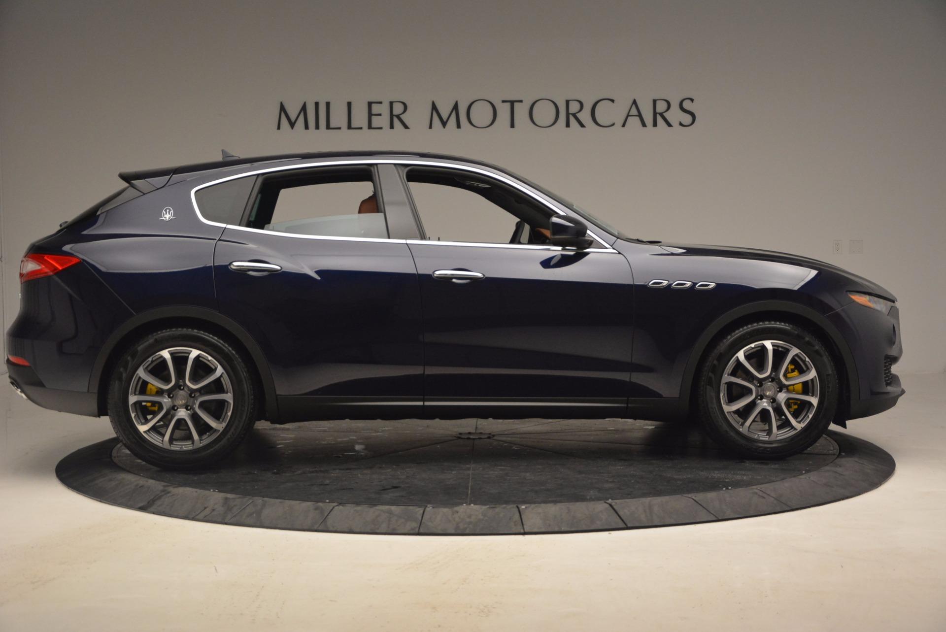 New 2017 Maserati Levante  For Sale In Westport, CT 1095_p9