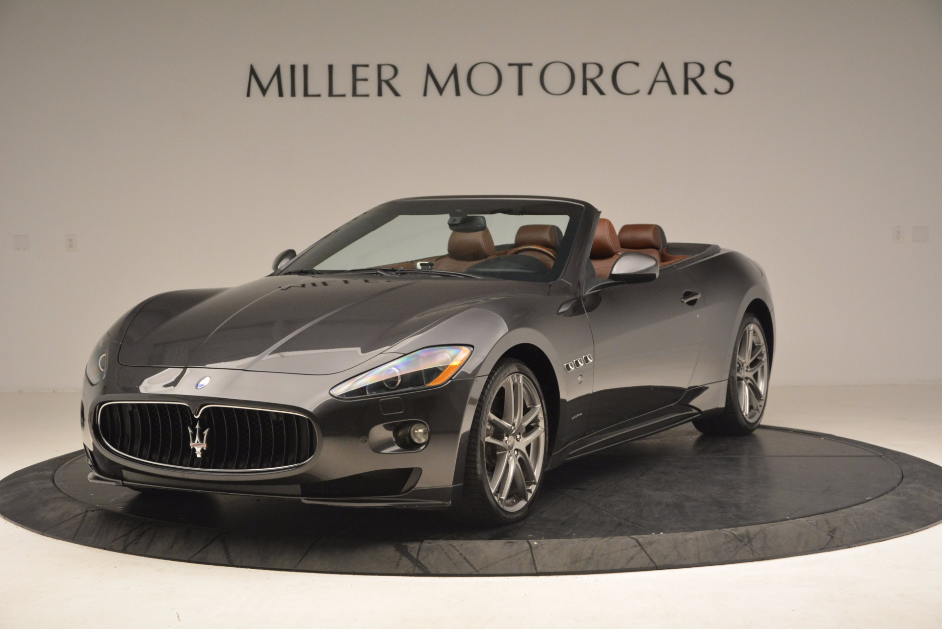 Used 2012 Maserati GranTurismo Sport For Sale In Westport, CT 1097_main