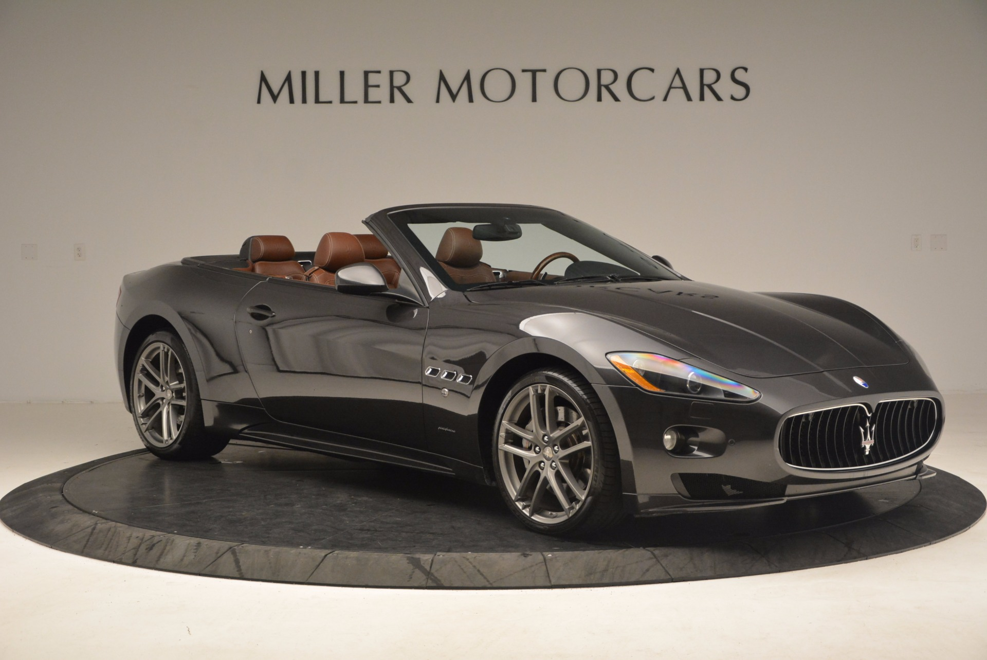 Used 2012 Maserati GranTurismo Sport For Sale In Westport, CT 1097_p11