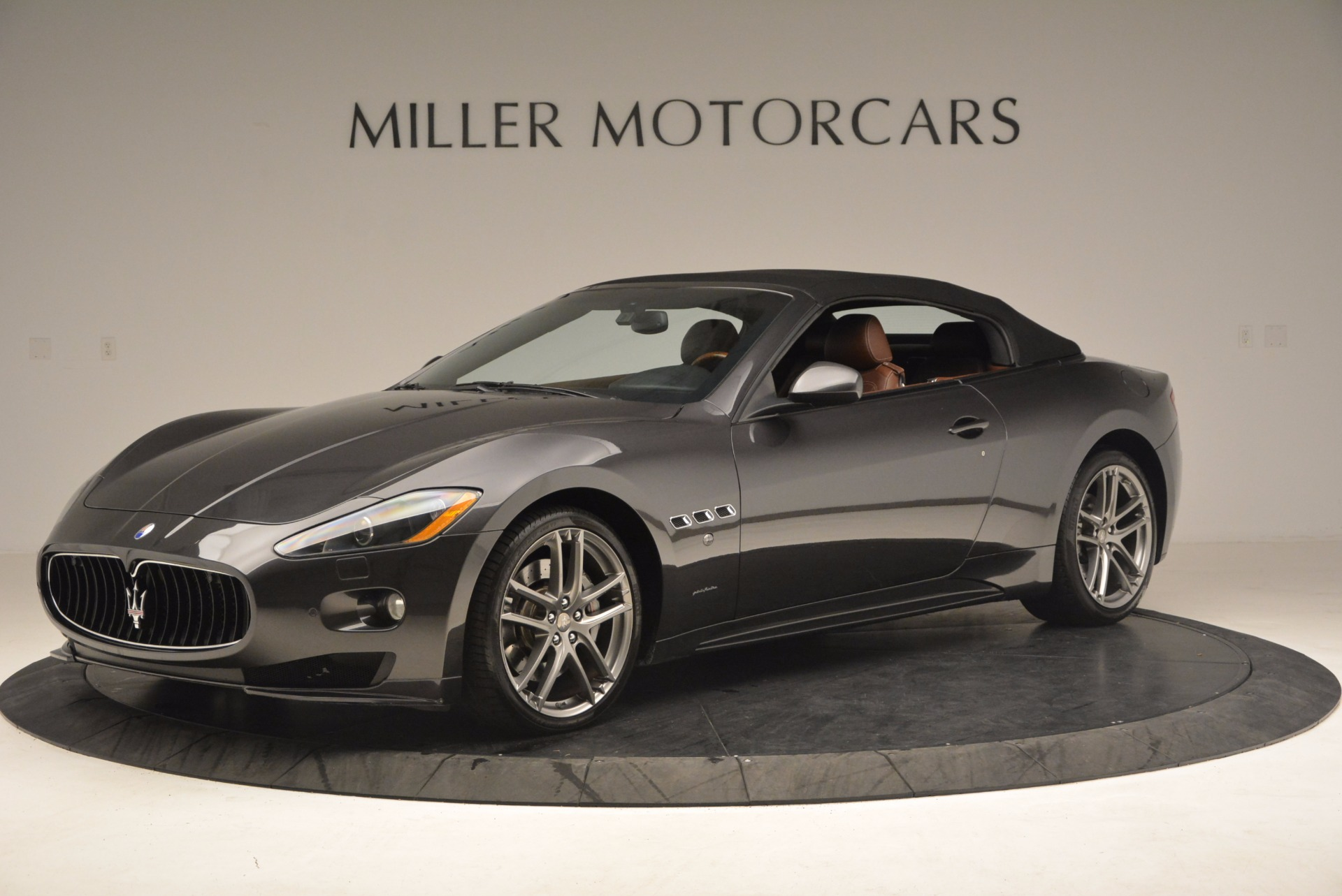 Used 2012 Maserati GranTurismo Sport For Sale In Westport, CT 1097_p14