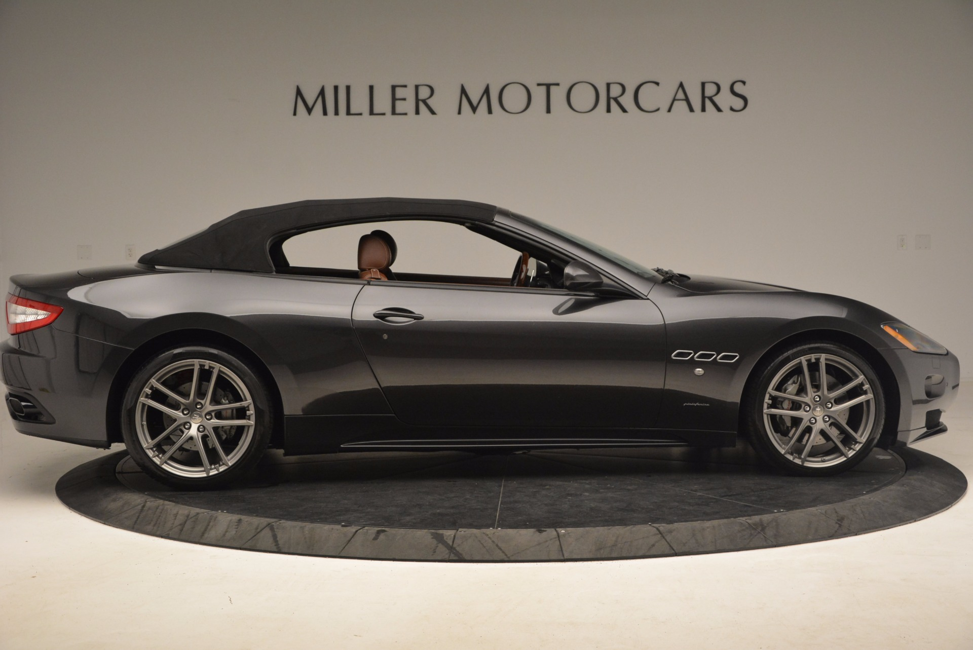 Used 2012 Maserati GranTurismo Sport For Sale In Westport, CT 1097_p16