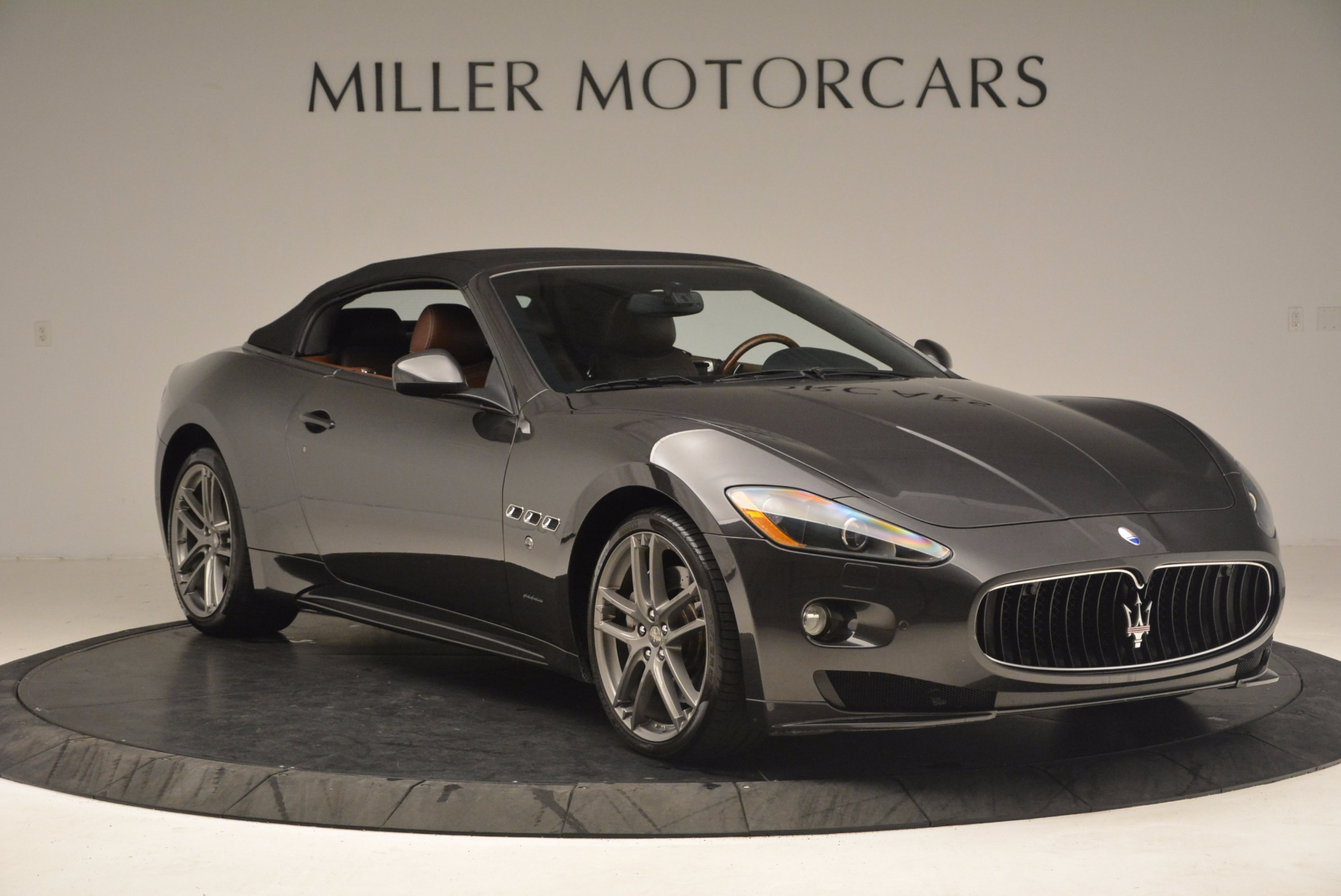 Used 2012 Maserati GranTurismo Sport For Sale In Westport, CT 1097_p18