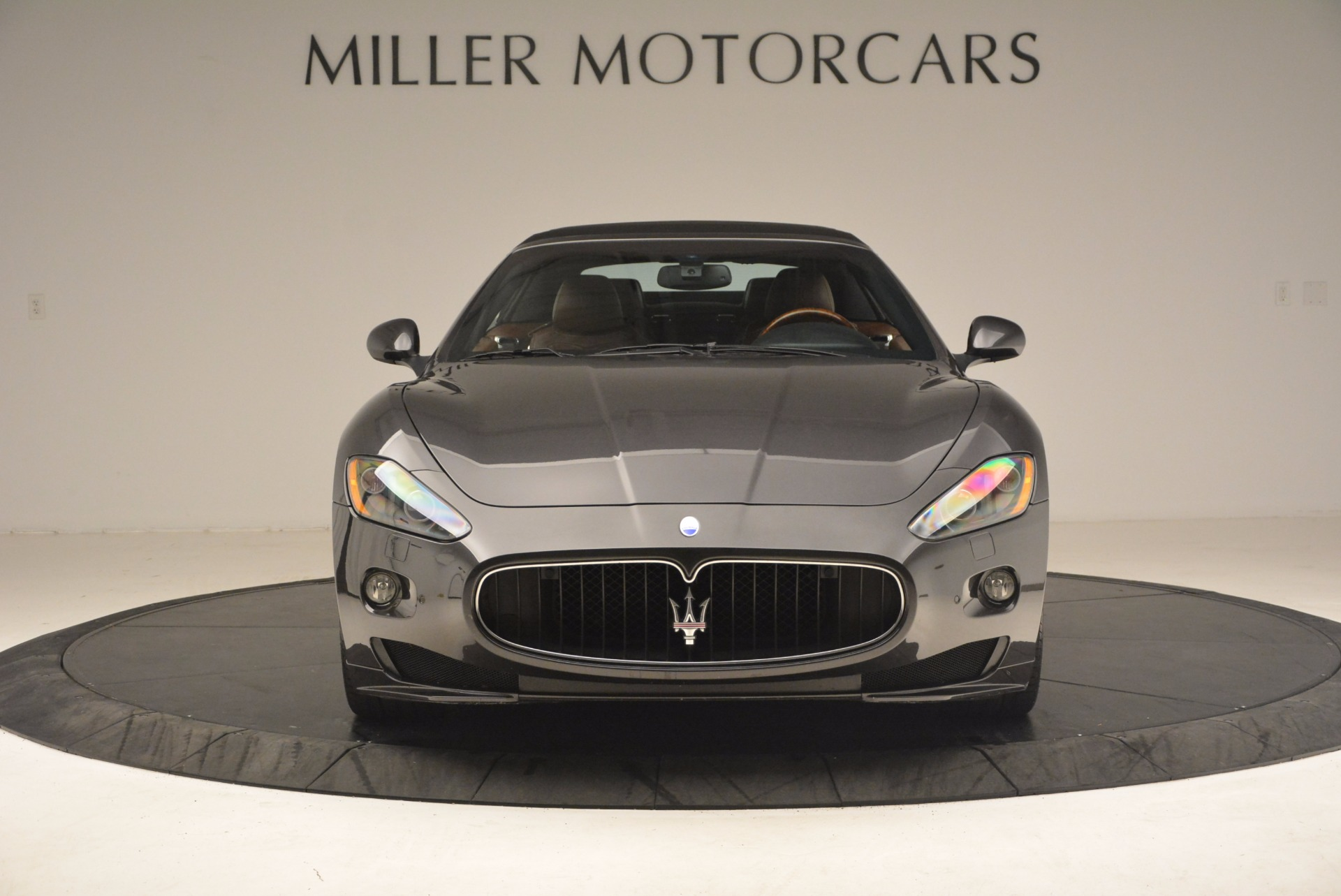 Used 2012 Maserati GranTurismo Sport For Sale In Westport, CT 1097_p19