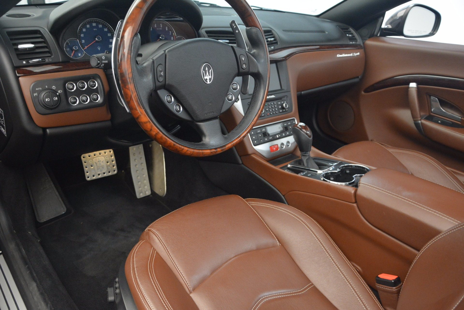 Used 2012 Maserati GranTurismo Sport For Sale In Westport, CT 1097_p21