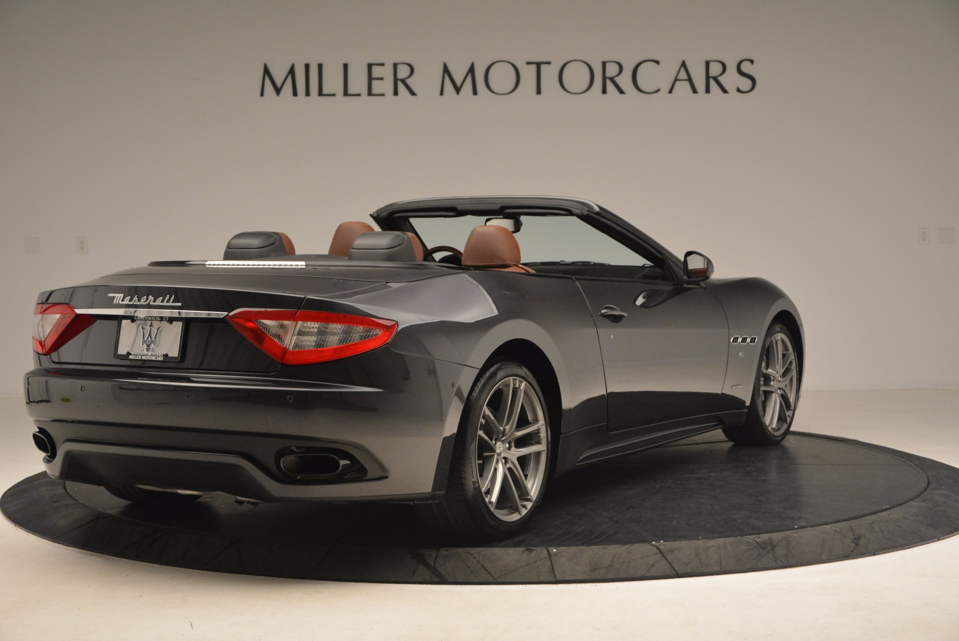 Used 2012 Maserati GranTurismo Sport For Sale In Westport, CT 1097_p7