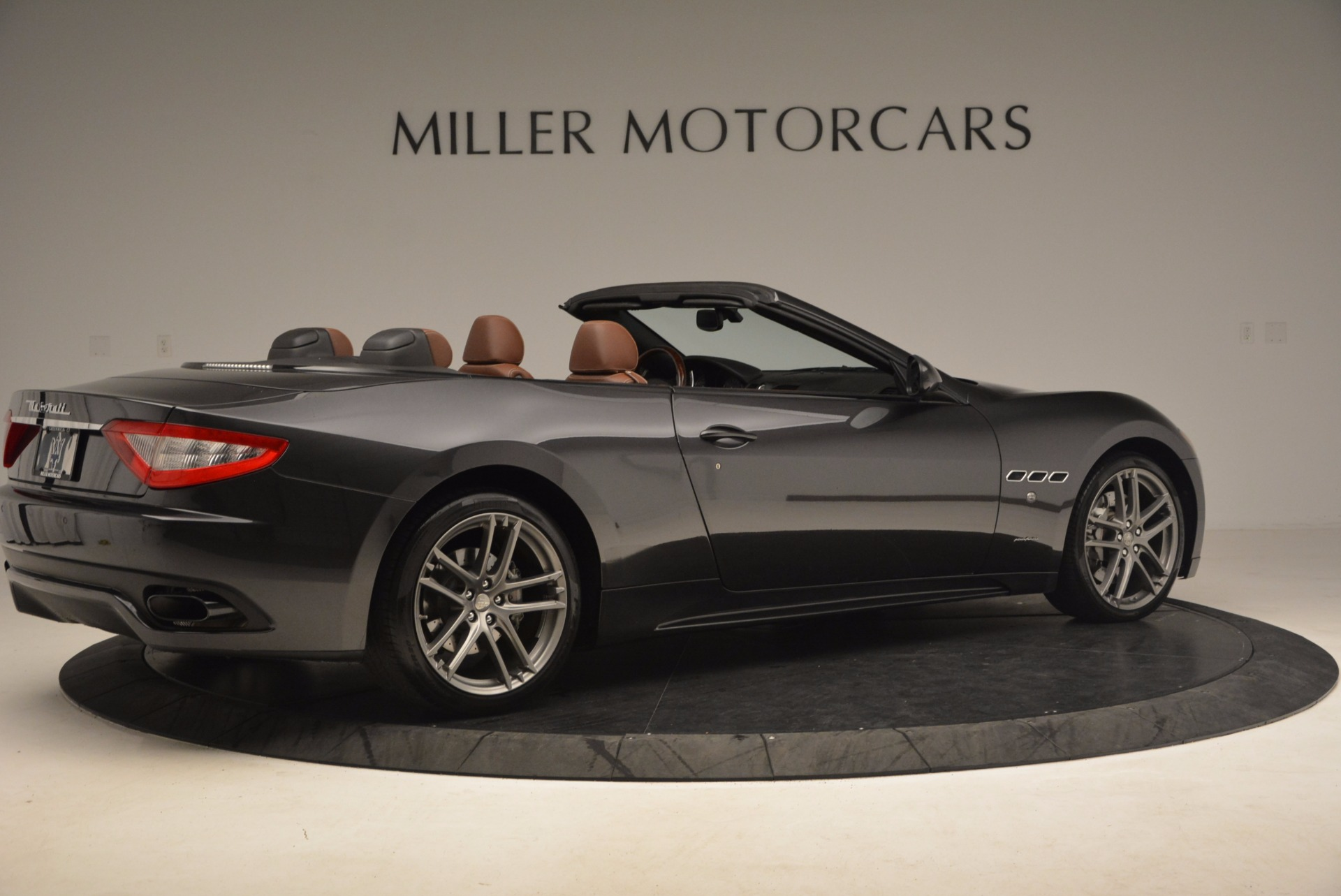 Used 2012 Maserati GranTurismo Sport For Sale In Westport, CT 1097_p8