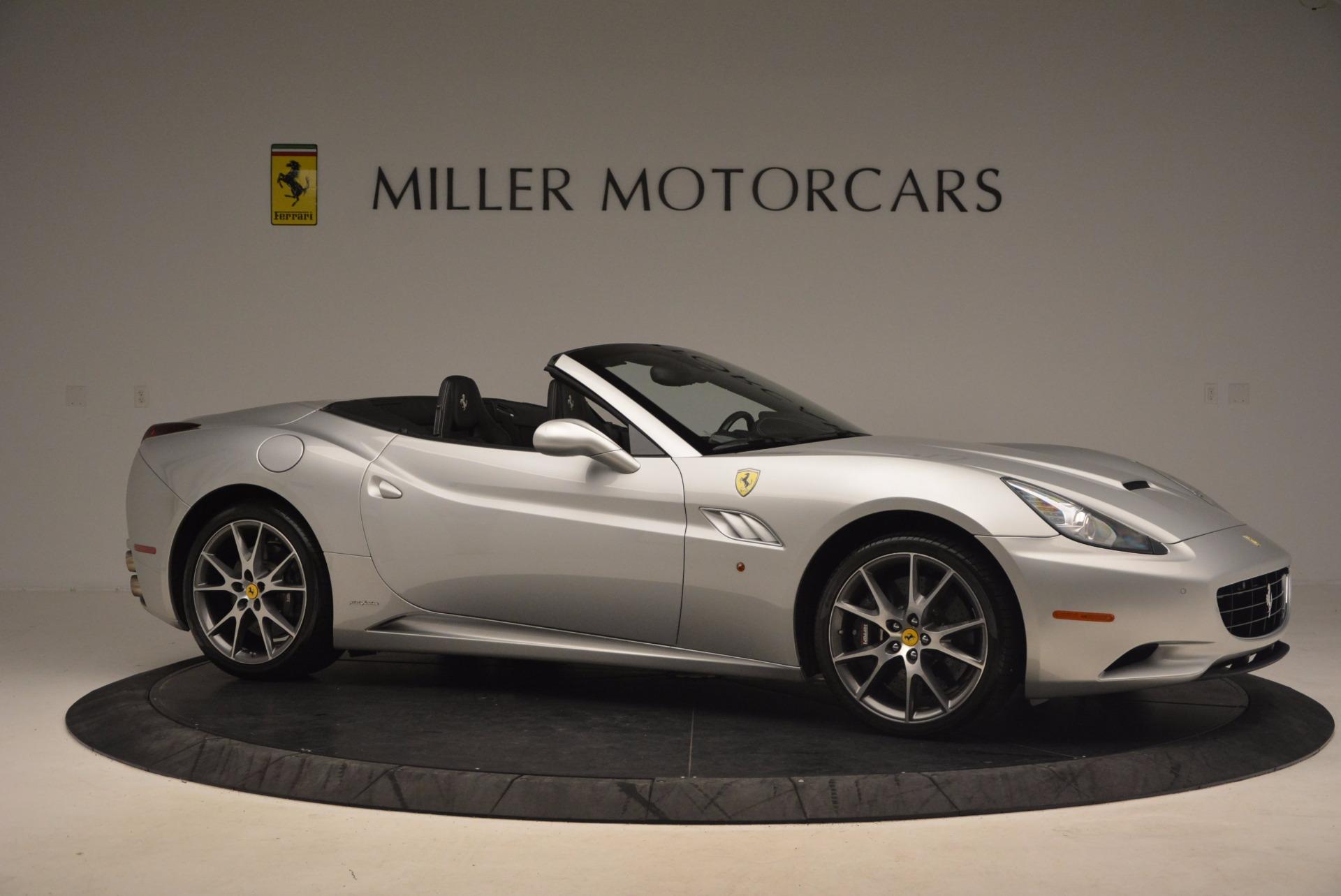 Used 2012 Ferrari California  For Sale In Westport, CT 1098_p10