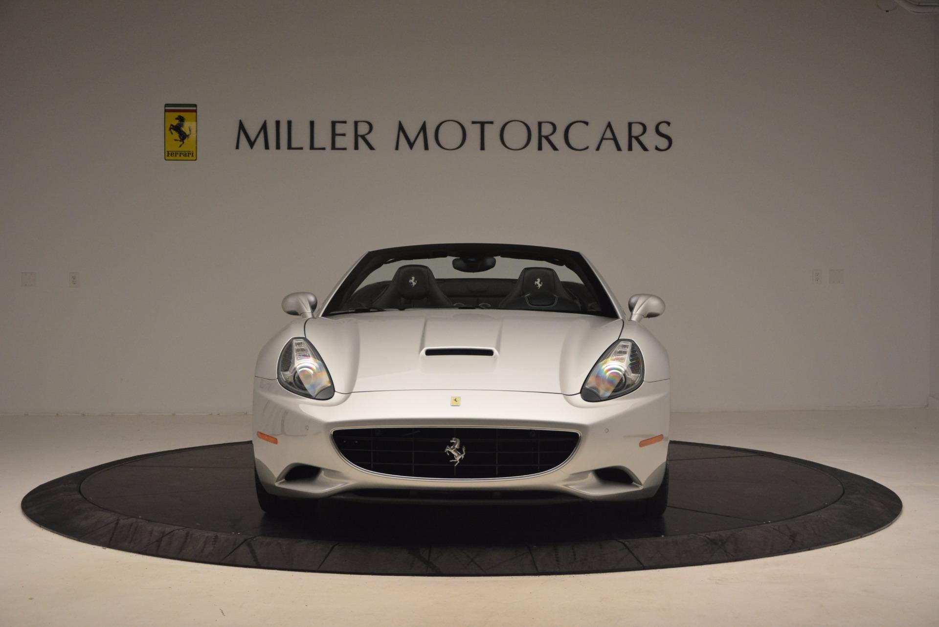 Used 2012 Ferrari California  For Sale In Westport, CT 1098_p12
