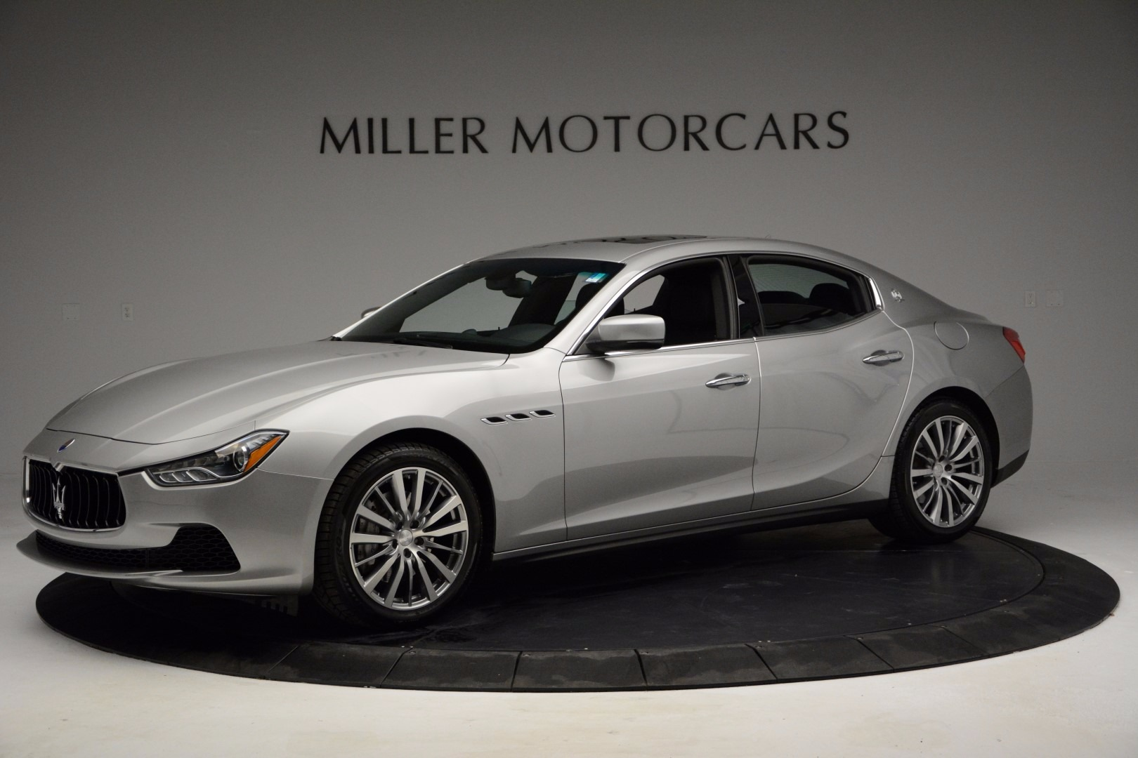 Used 2014 Maserati Ghibli  For Sale In Westport, CT 1099_main