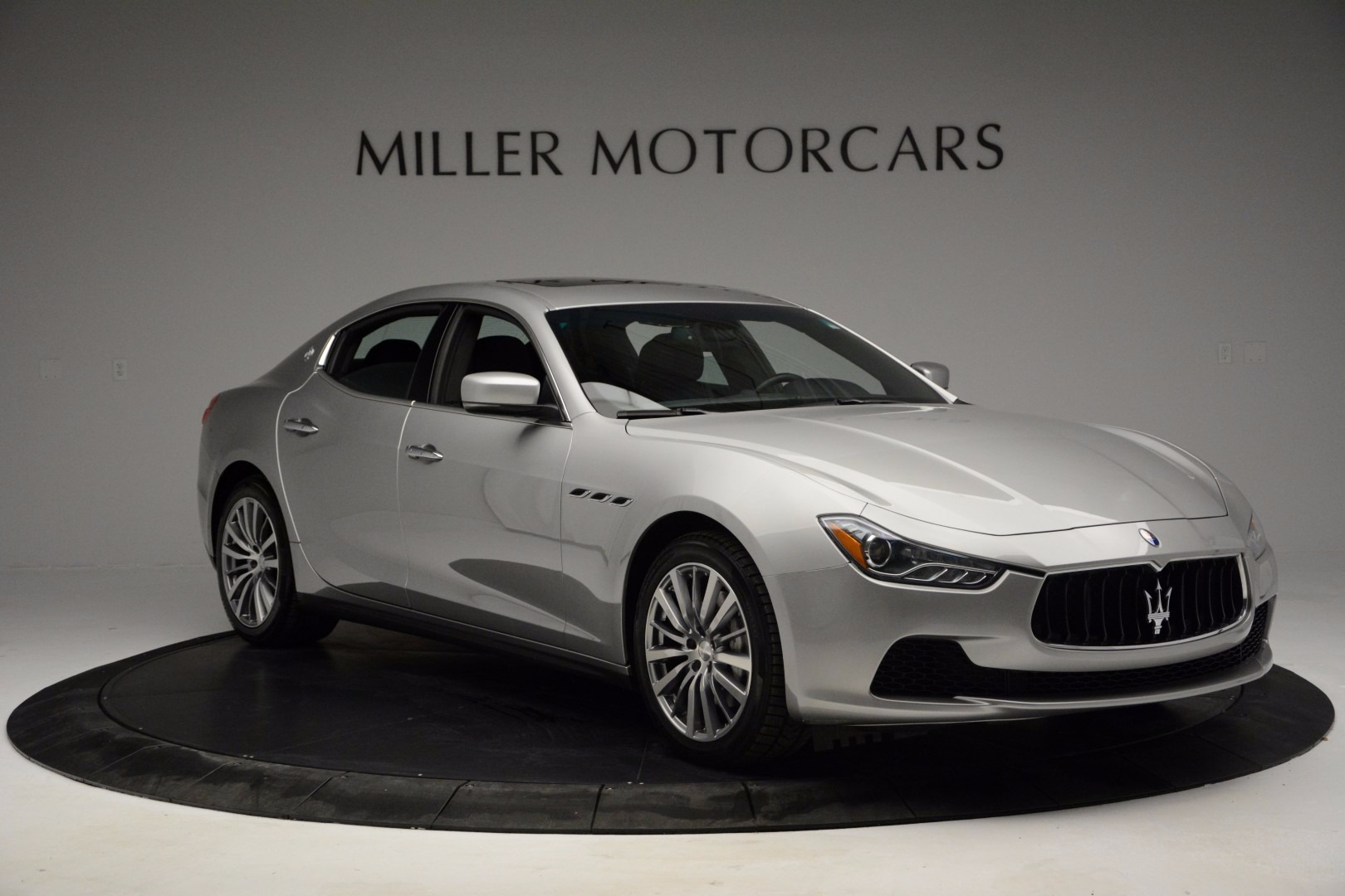 Used 2014 Maserati Ghibli  For Sale In Westport, CT 1099_p10