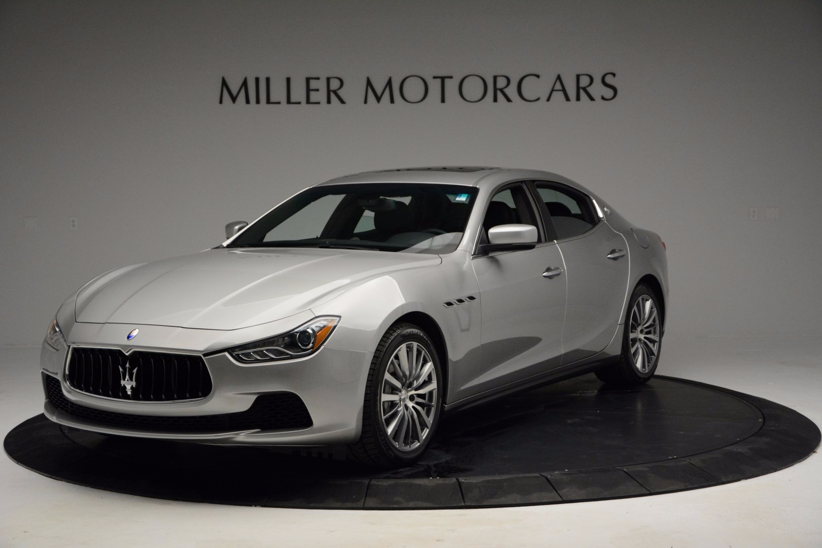 Used 2014 Maserati Ghibli  For Sale In Westport, CT 1099_p12