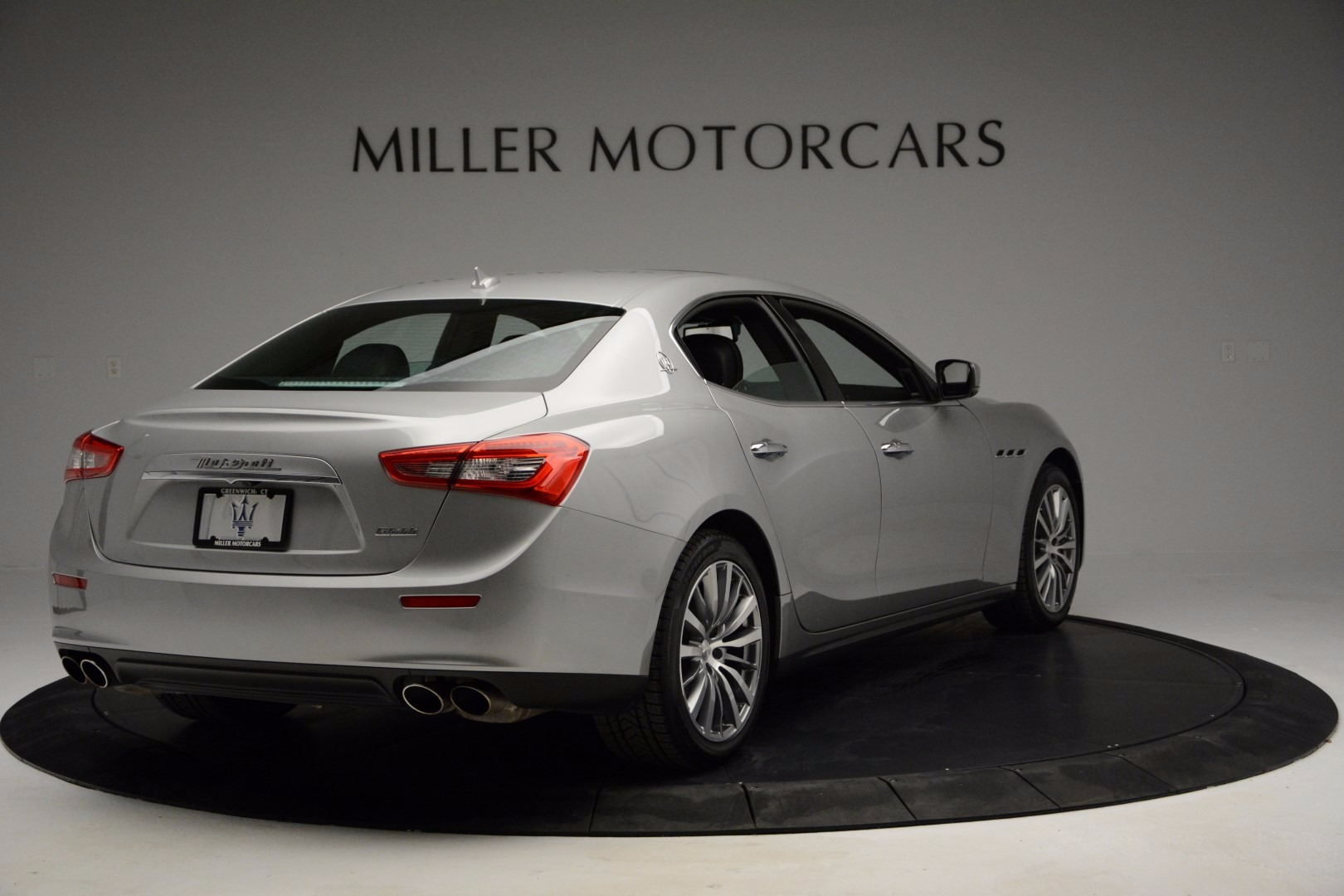 Used 2014 Maserati Ghibli  For Sale In Westport, CT 1099_p6