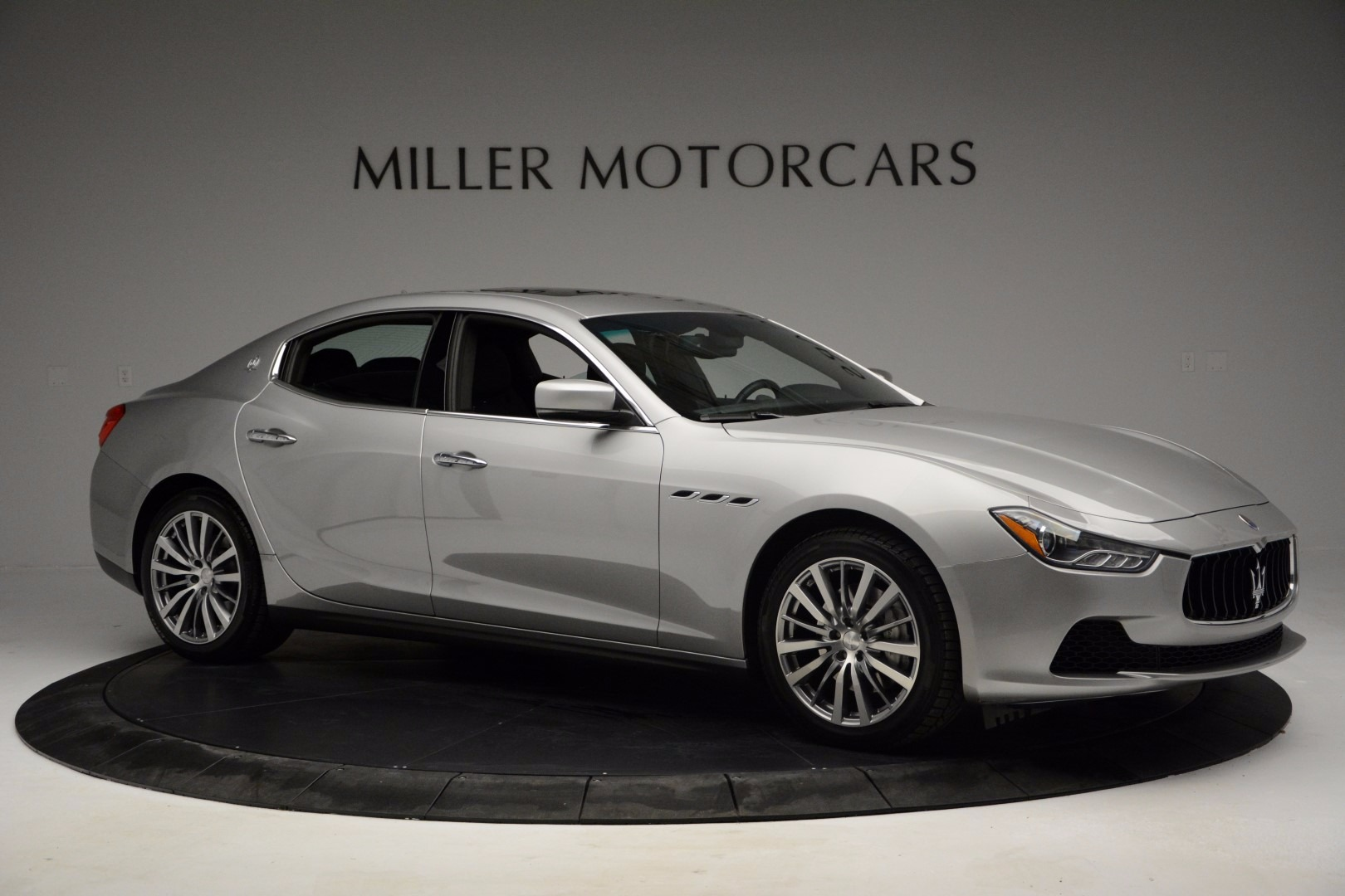 Used 2014 Maserati Ghibli  For Sale In Westport, CT 1099_p9