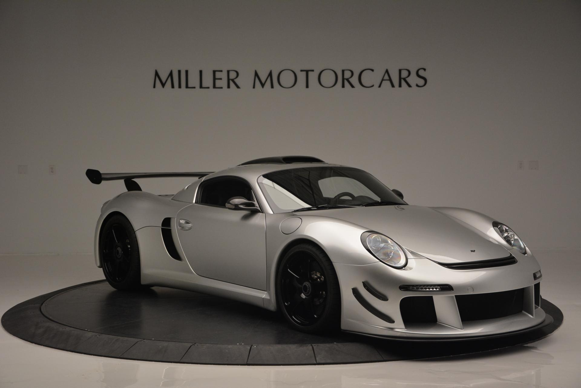 Used 2012 Porsche RUF CTR-3 Clubsport For Sale In Westport, CT 110_p11