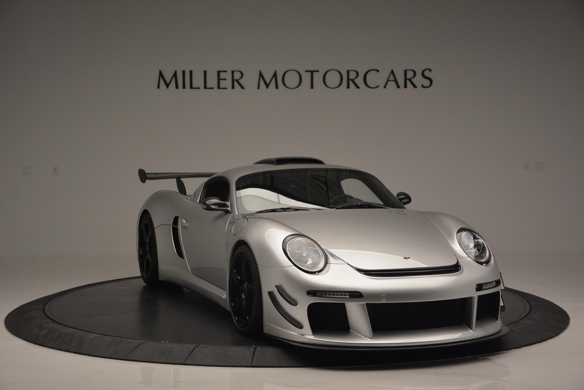 Used 2012 Porsche RUF CTR-3 Clubsport For Sale In Westport, CT 110_p14