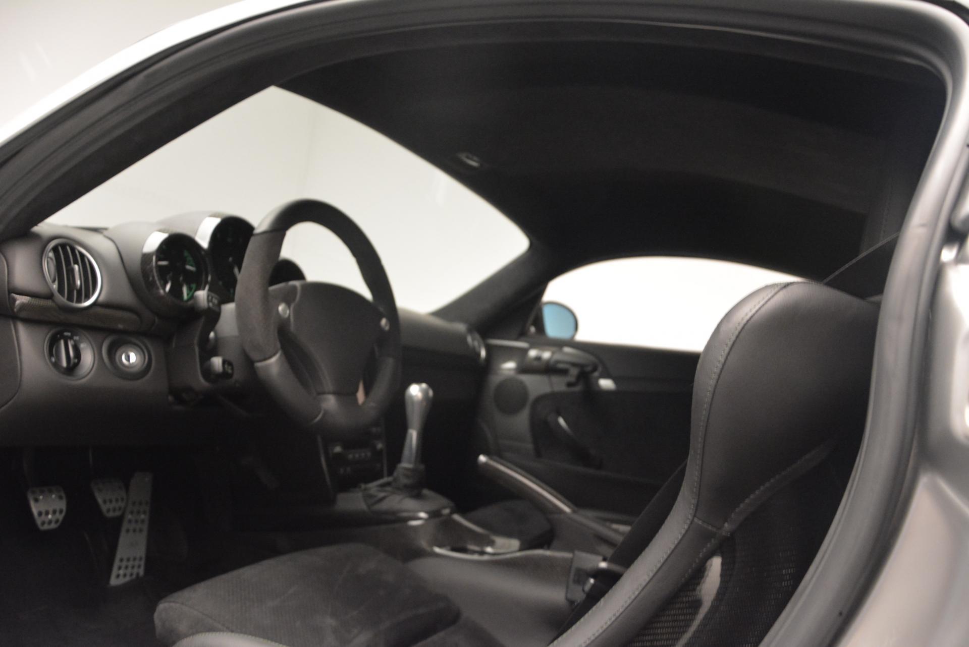 Used 2012 Porsche RUF CTR-3 Clubsport For Sale In Westport, CT 110_p17
