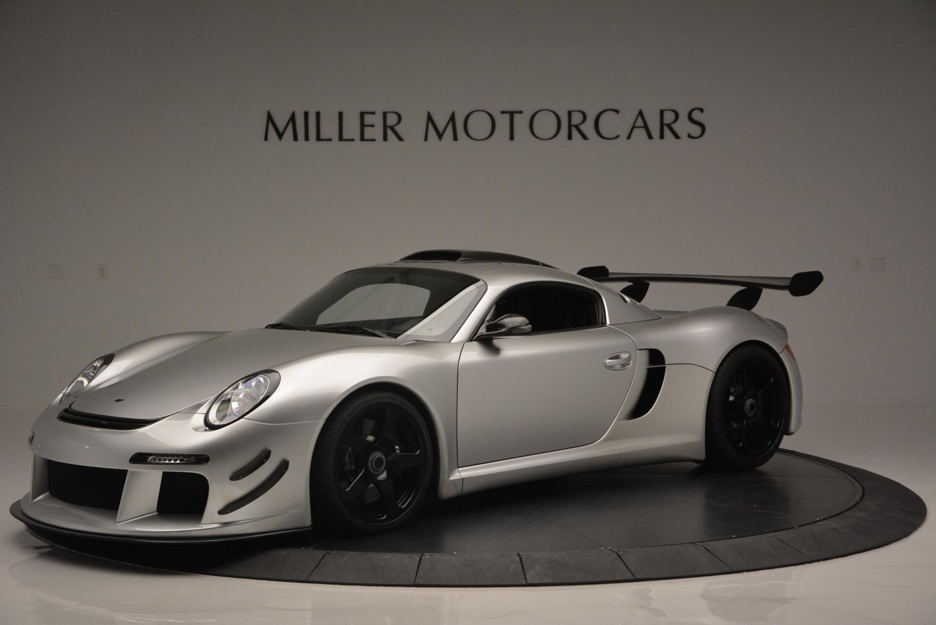 Used 2012 Porsche RUF CTR-3 Clubsport For Sale In Westport, CT 110_p2