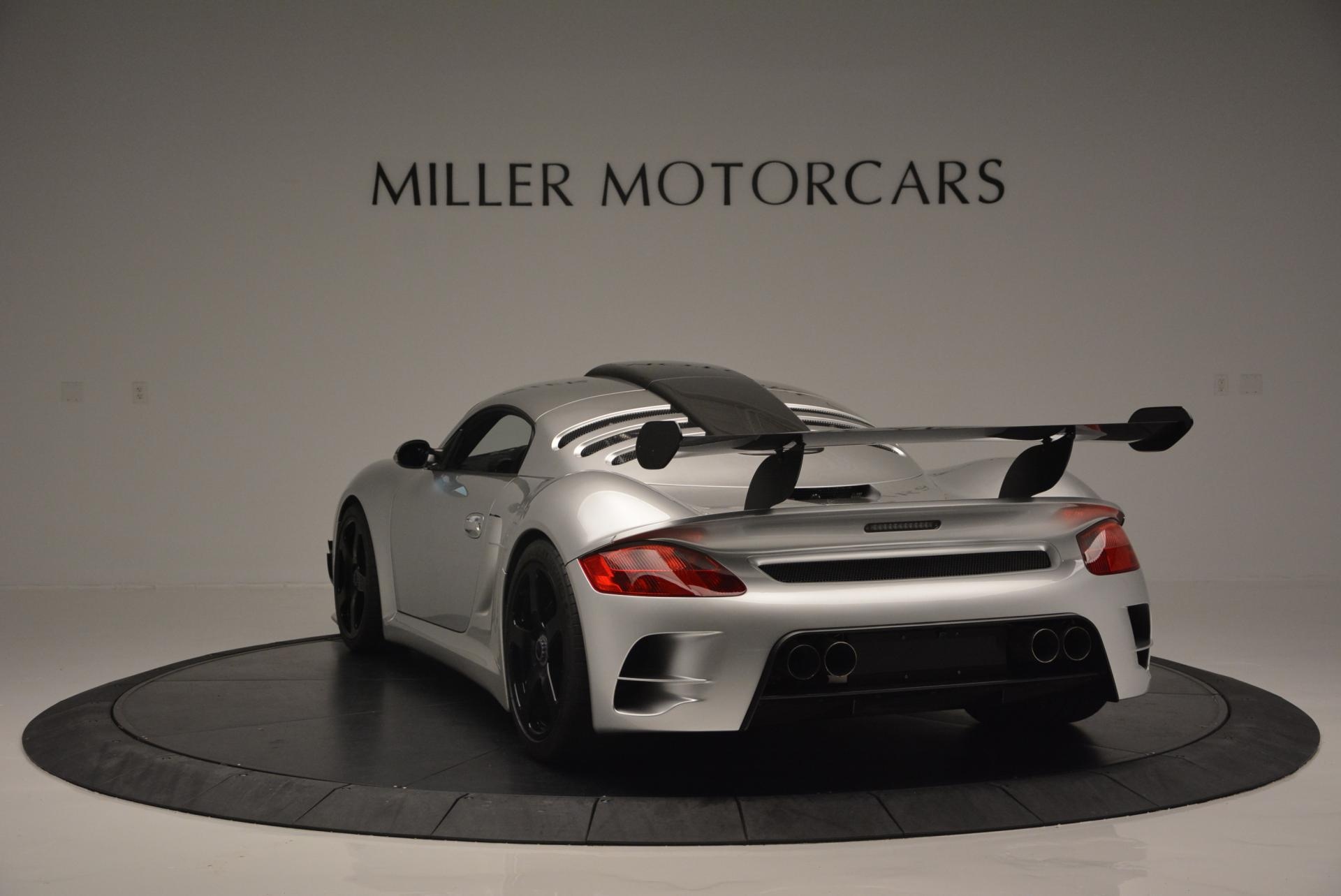 Used 2012 Porsche RUF CTR-3 Clubsport For Sale In Westport, CT 110_p5
