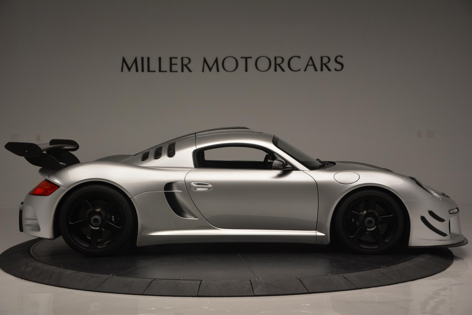 Used 2012 Porsche RUF CTR-3 Clubsport For Sale In Westport, CT 110_p7