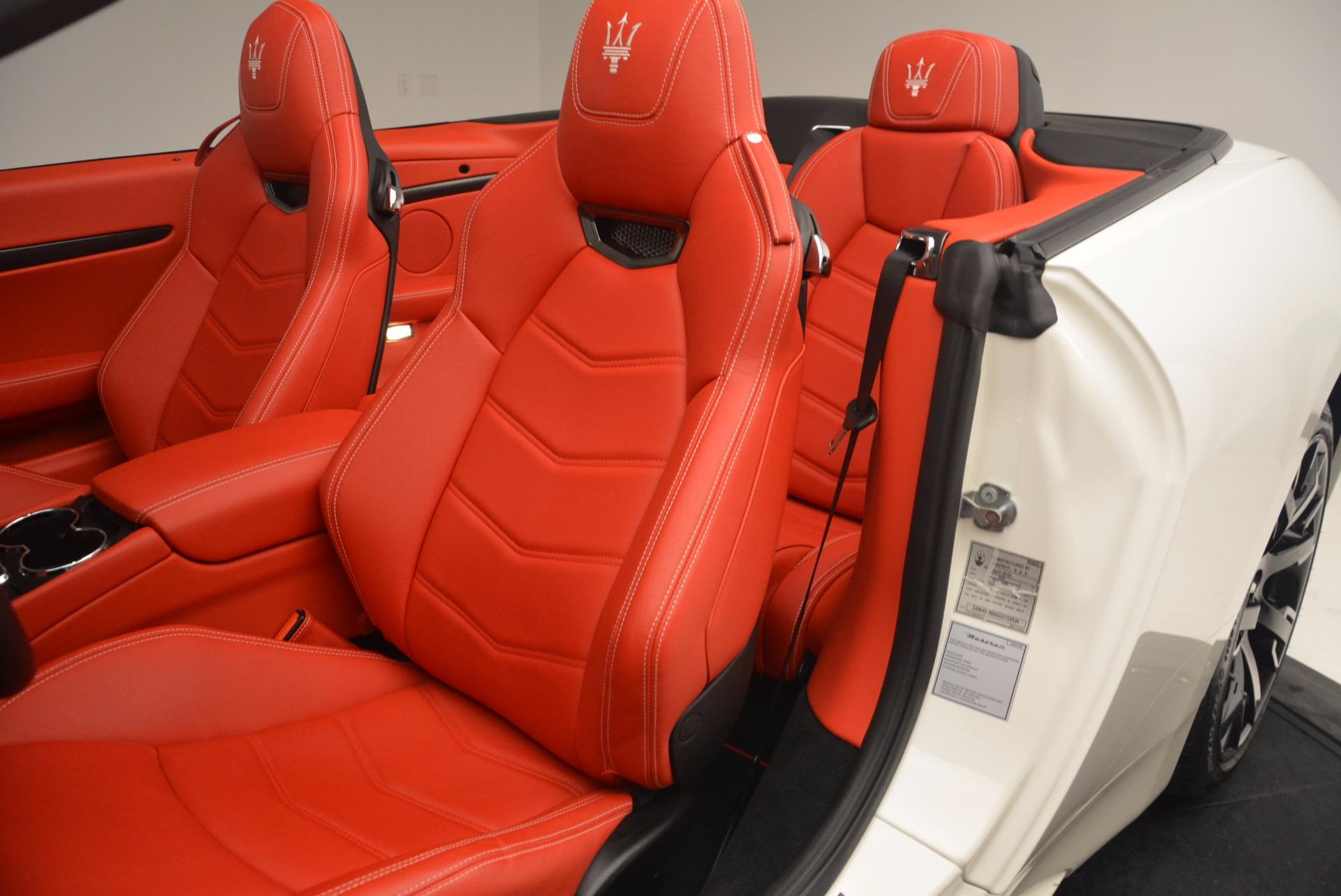Used 2016 Maserati GranTurismo Sport For Sale In Westport, CT 1100_p36