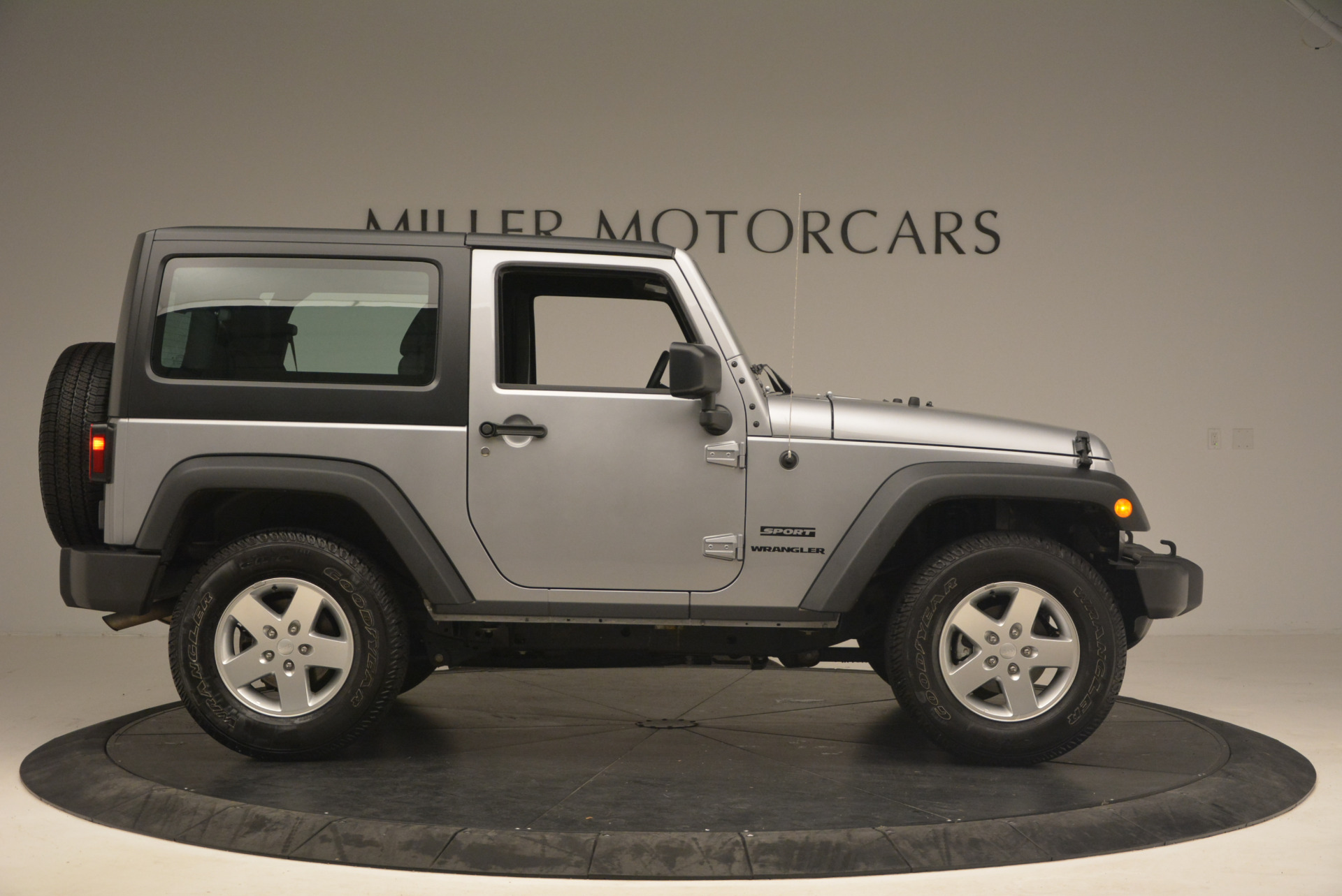 Used 2015 Jeep Wrangler Sport For Sale In Westport, CT 1101_p9