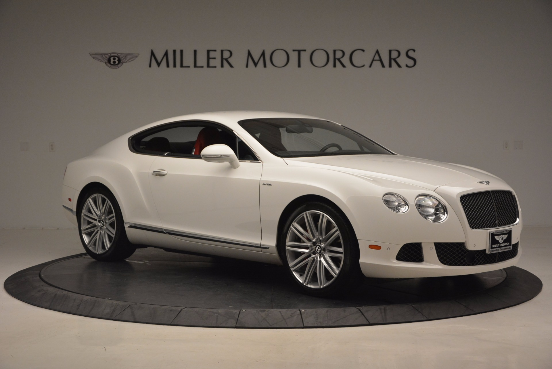 Used 2014 Bentley Continental GT Speed For Sale In Westport, CT 1102_p11