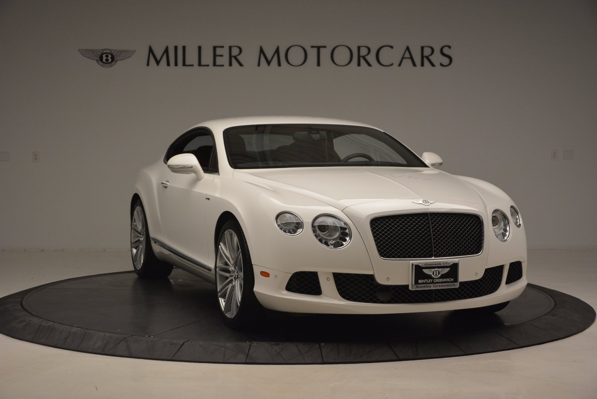 Used 2014 Bentley Continental GT Speed For Sale In Westport, CT 1102_p12