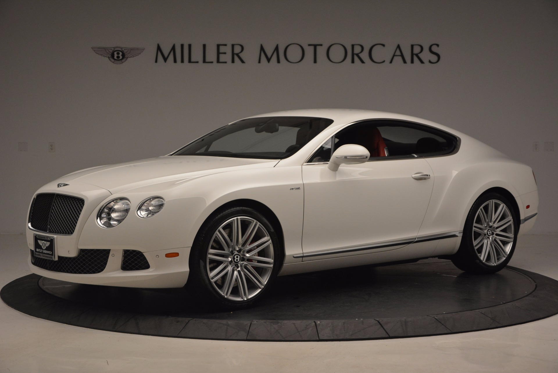 Used 2014 Bentley Continental GT Speed For Sale In Westport, CT 1102_p3