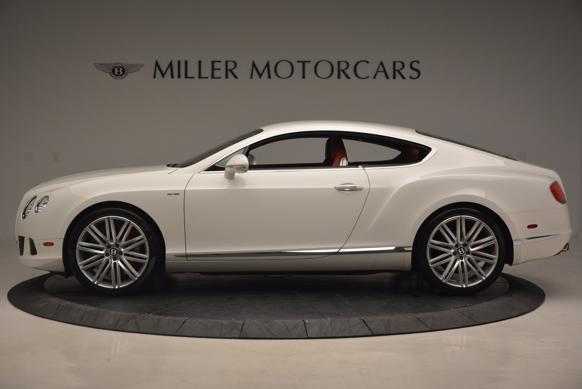 Used 2014 Bentley Continental GT Speed For Sale In Westport, CT 1102_p4