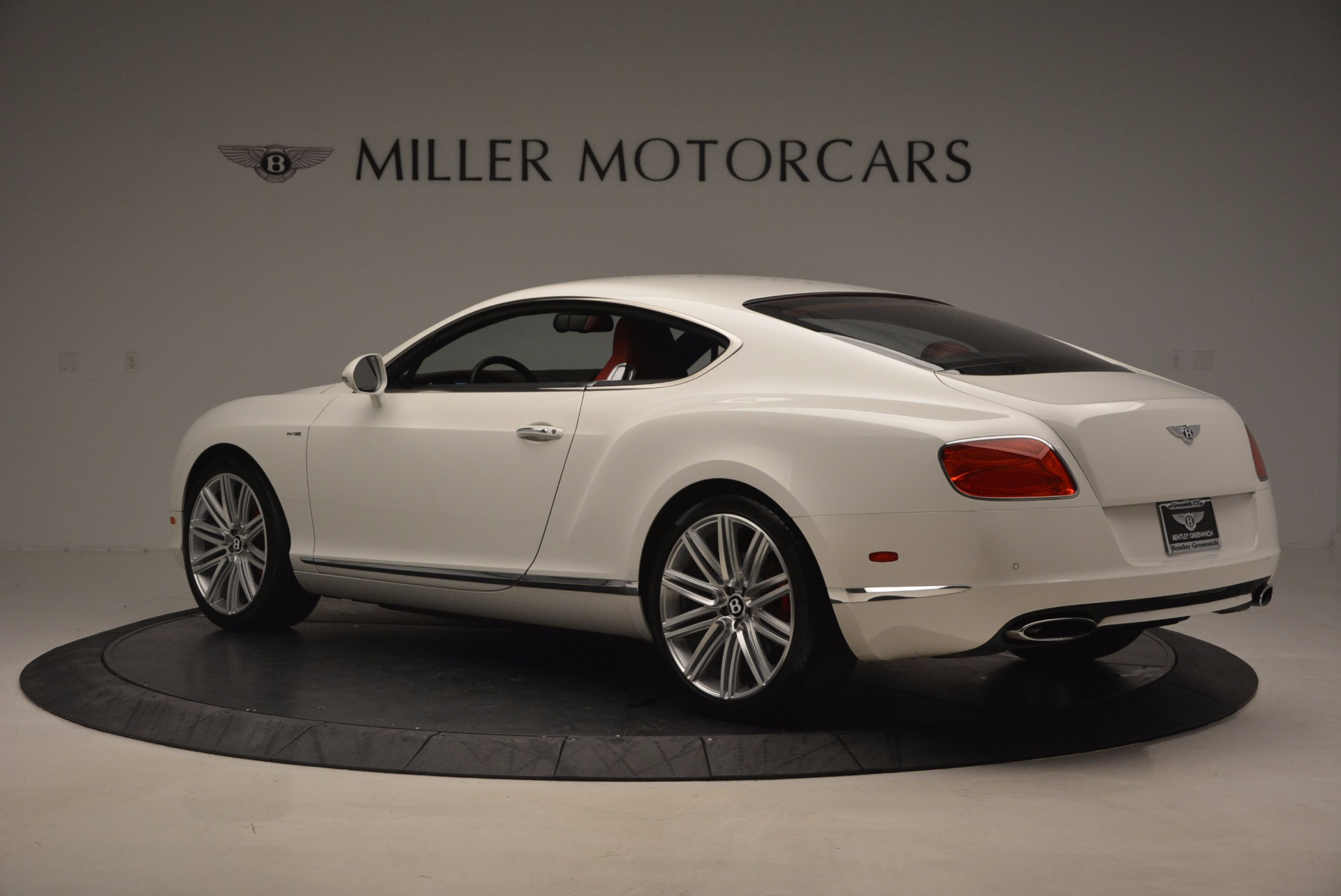 Used 2014 Bentley Continental GT Speed For Sale In Westport, CT 1102_p5