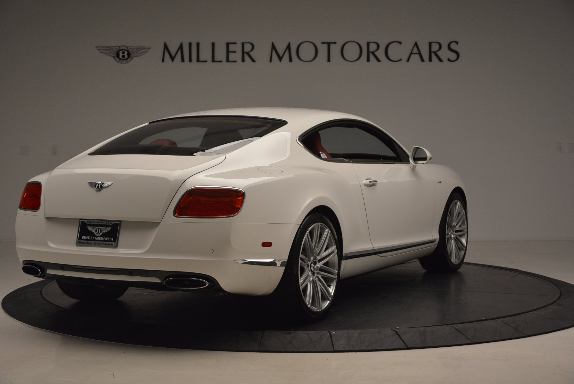 Used 2014 Bentley Continental GT Speed For Sale In Westport, CT 1102_p8