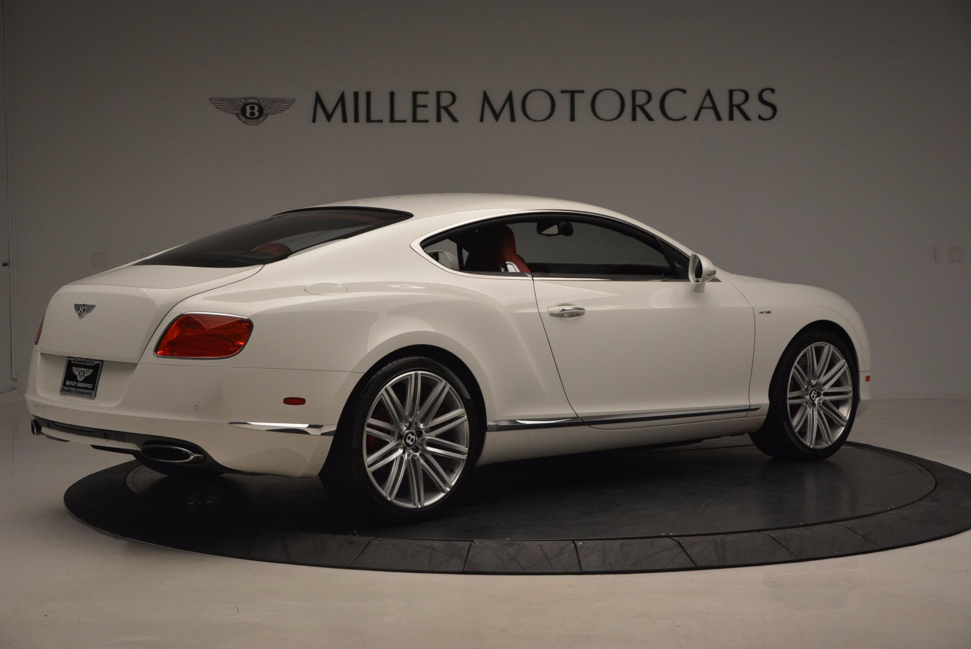 Used 2014 Bentley Continental GT Speed For Sale In Westport, CT 1102_p9