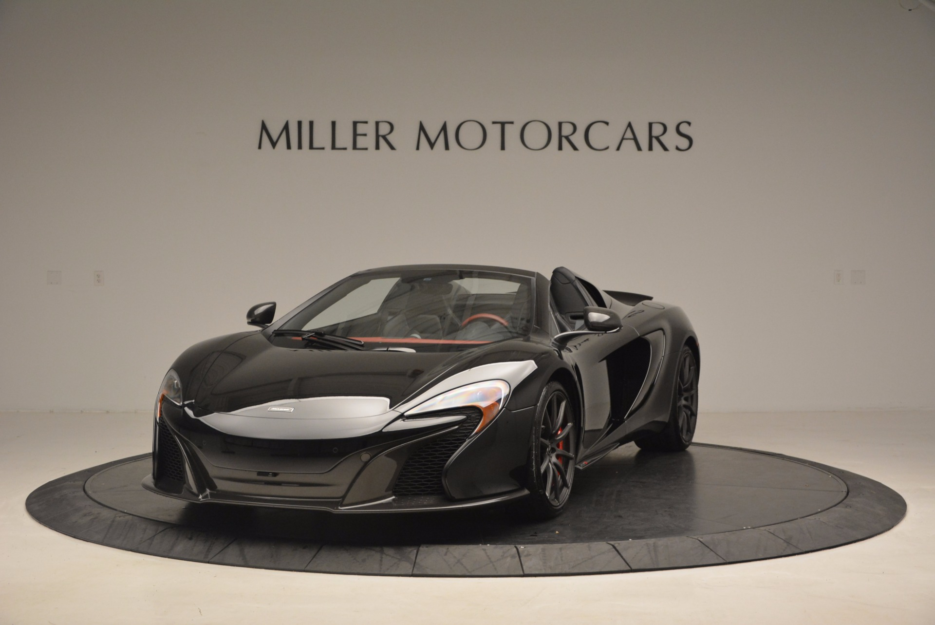 Used 2016 McLaren 650S Spider  For Sale In Westport, CT 1103_main