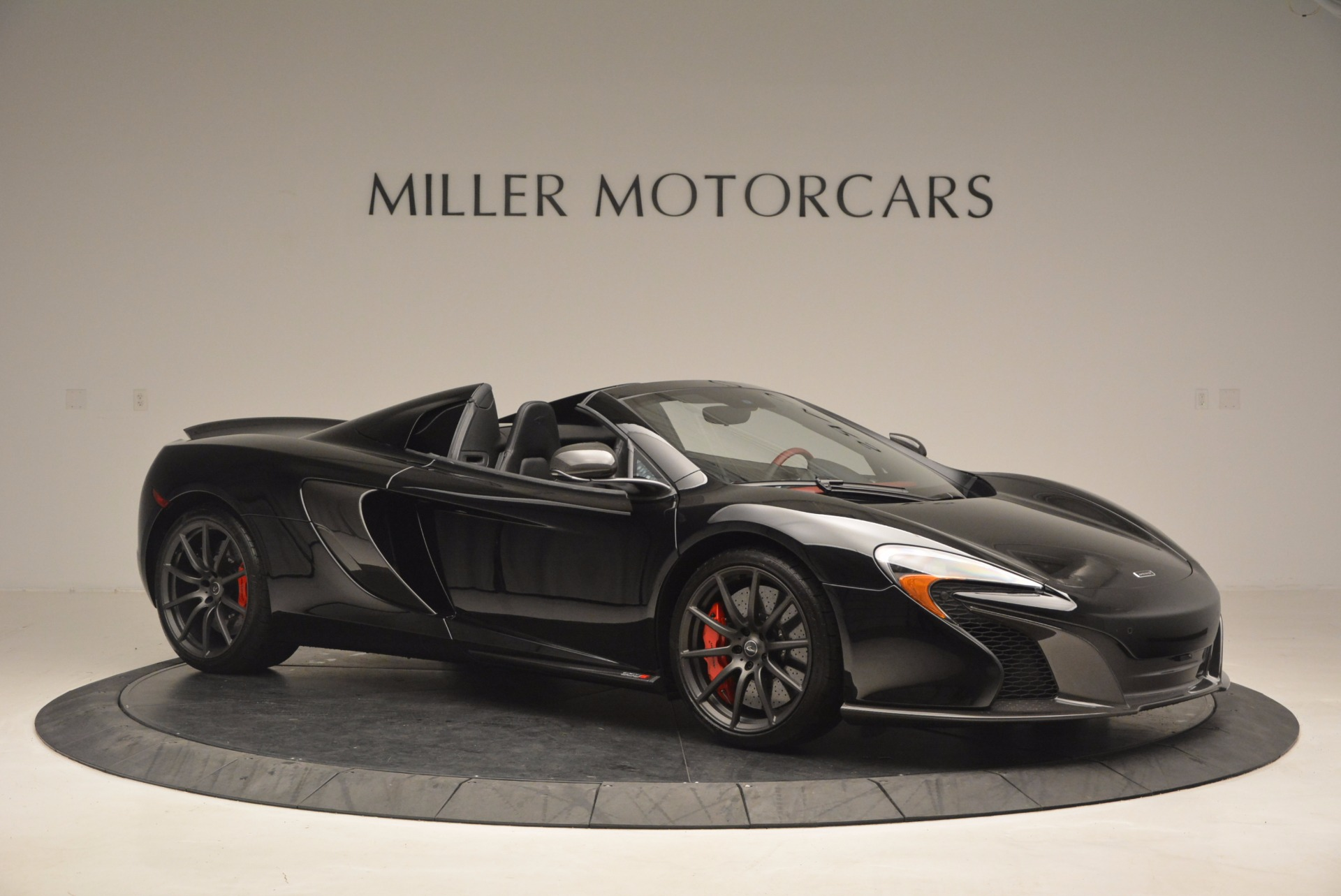 Used 2016 McLaren 650S Spider  For Sale In Westport, CT 1103_p10